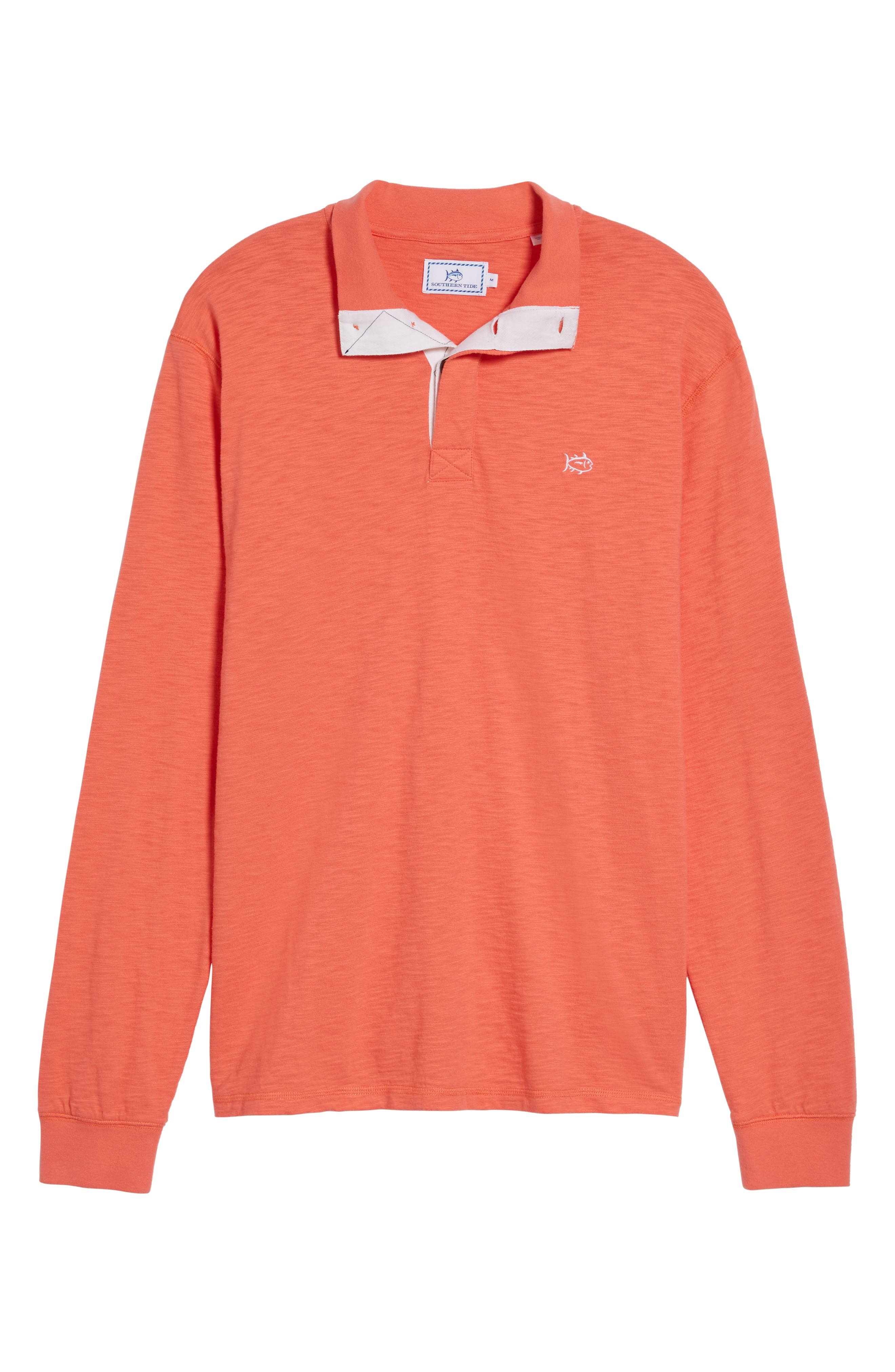 Gulf Stream Sweatshirt,                             Alternate thumbnail 6, color,                             Melon