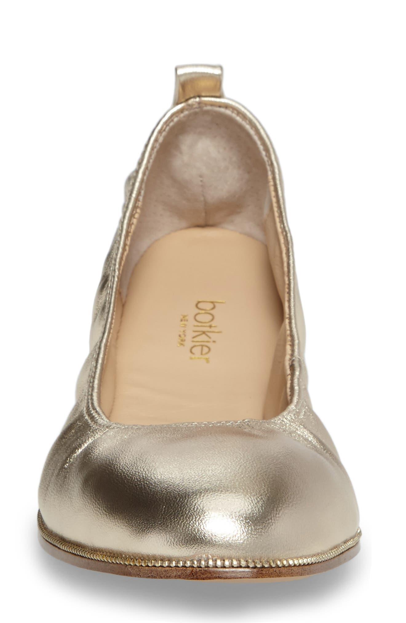 Alternate Image 4  - Botkier Mason Ballet Flat (Women)