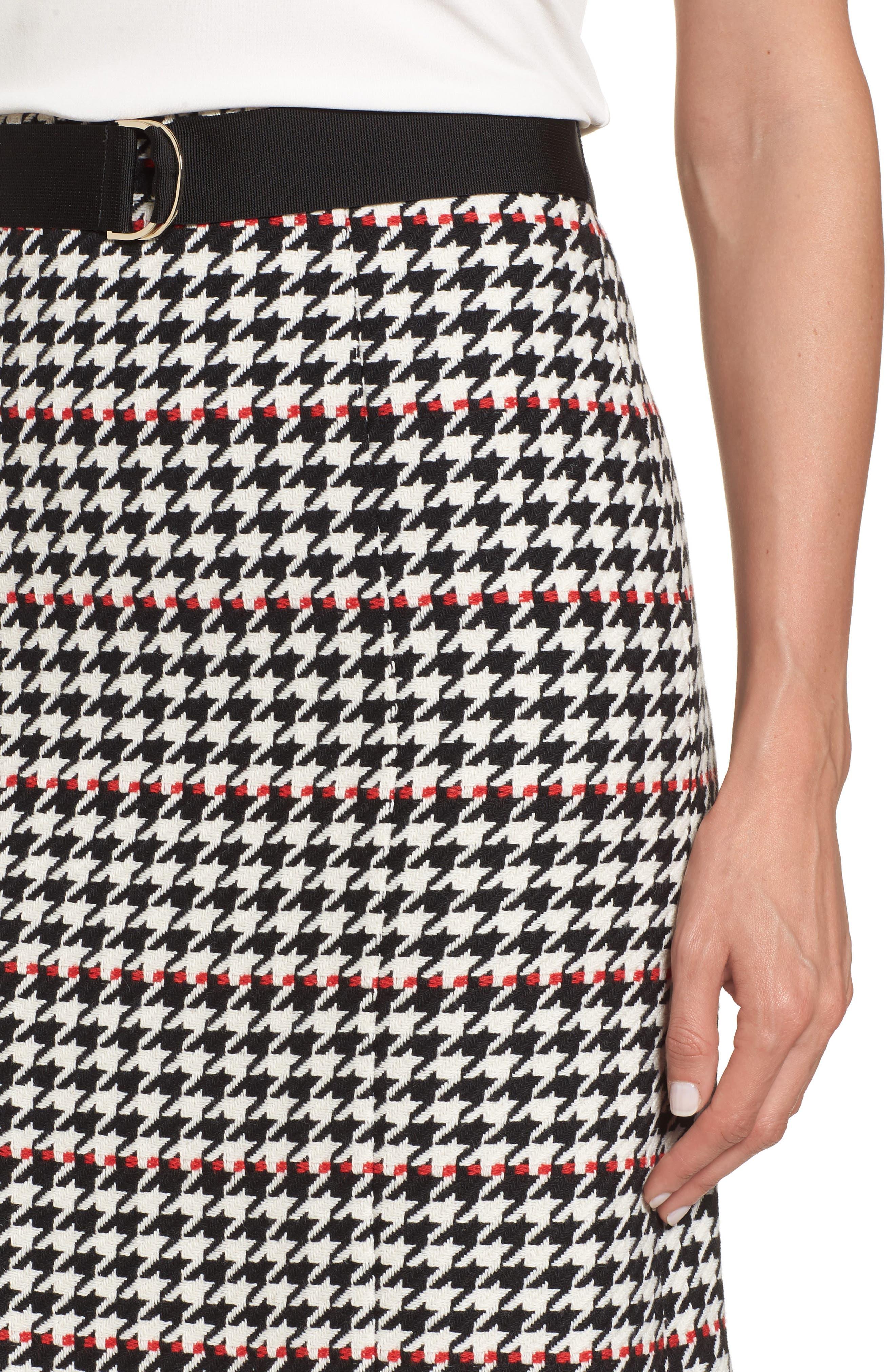 Alternate Image 4  - BOSS Vulnona Skirt