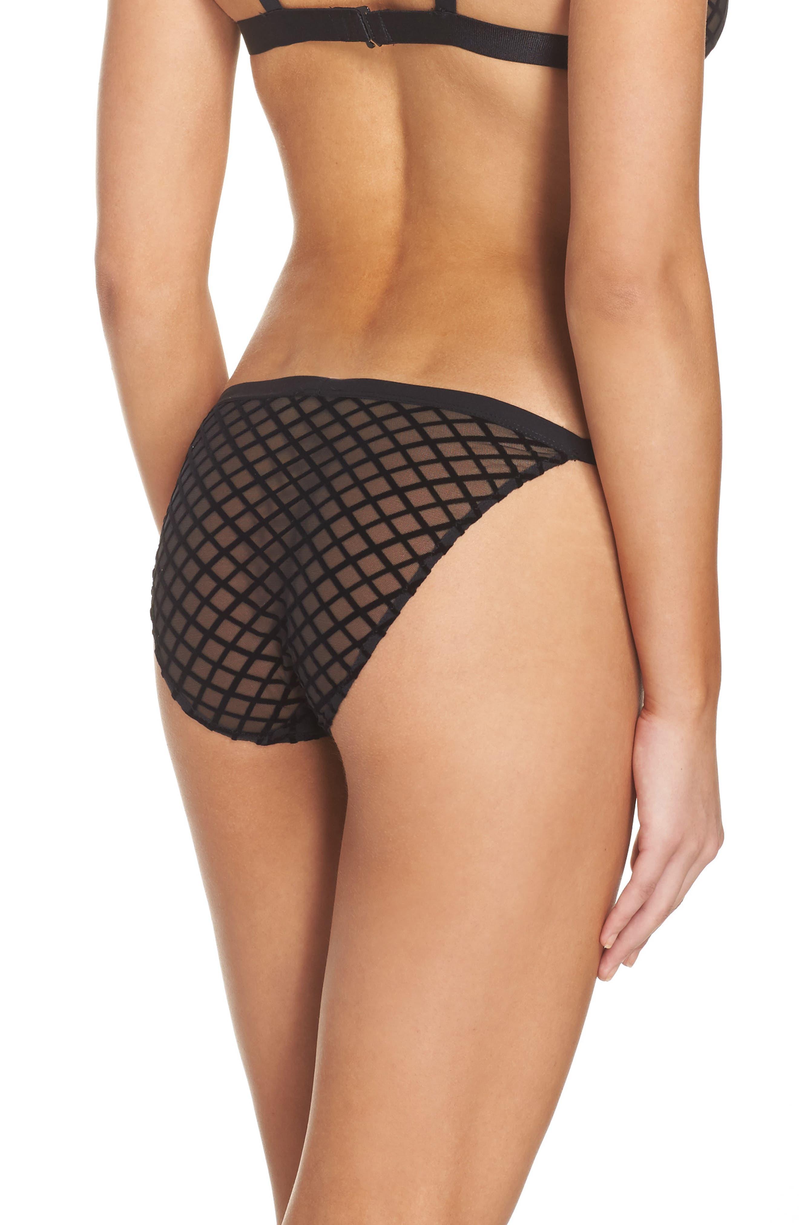 Alternate Image 2  - Cosabella Bisou Tex String Bikini