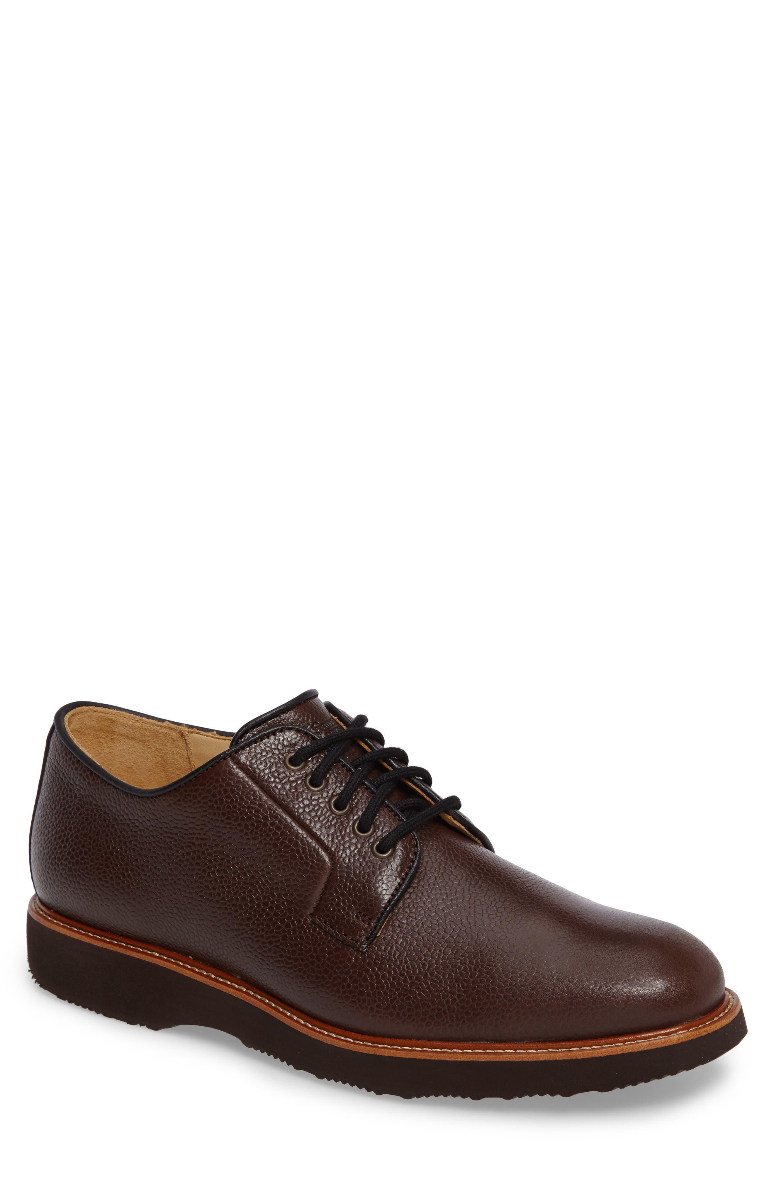 Samuel Hubbard Highlander Plain Toe Derby (Men)