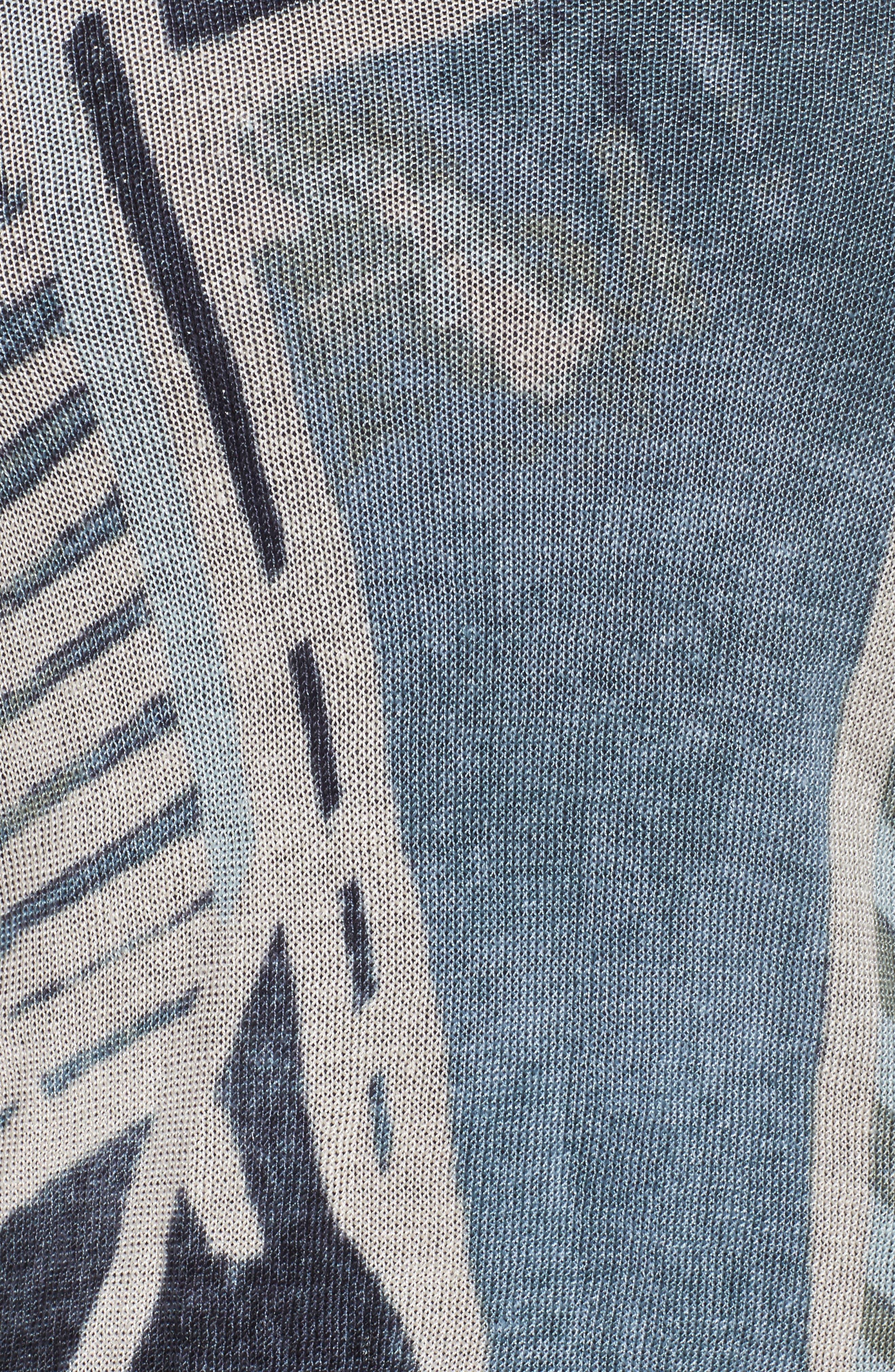 Shore Pine Cardigan,                             Alternate thumbnail 5, color,                             Multi