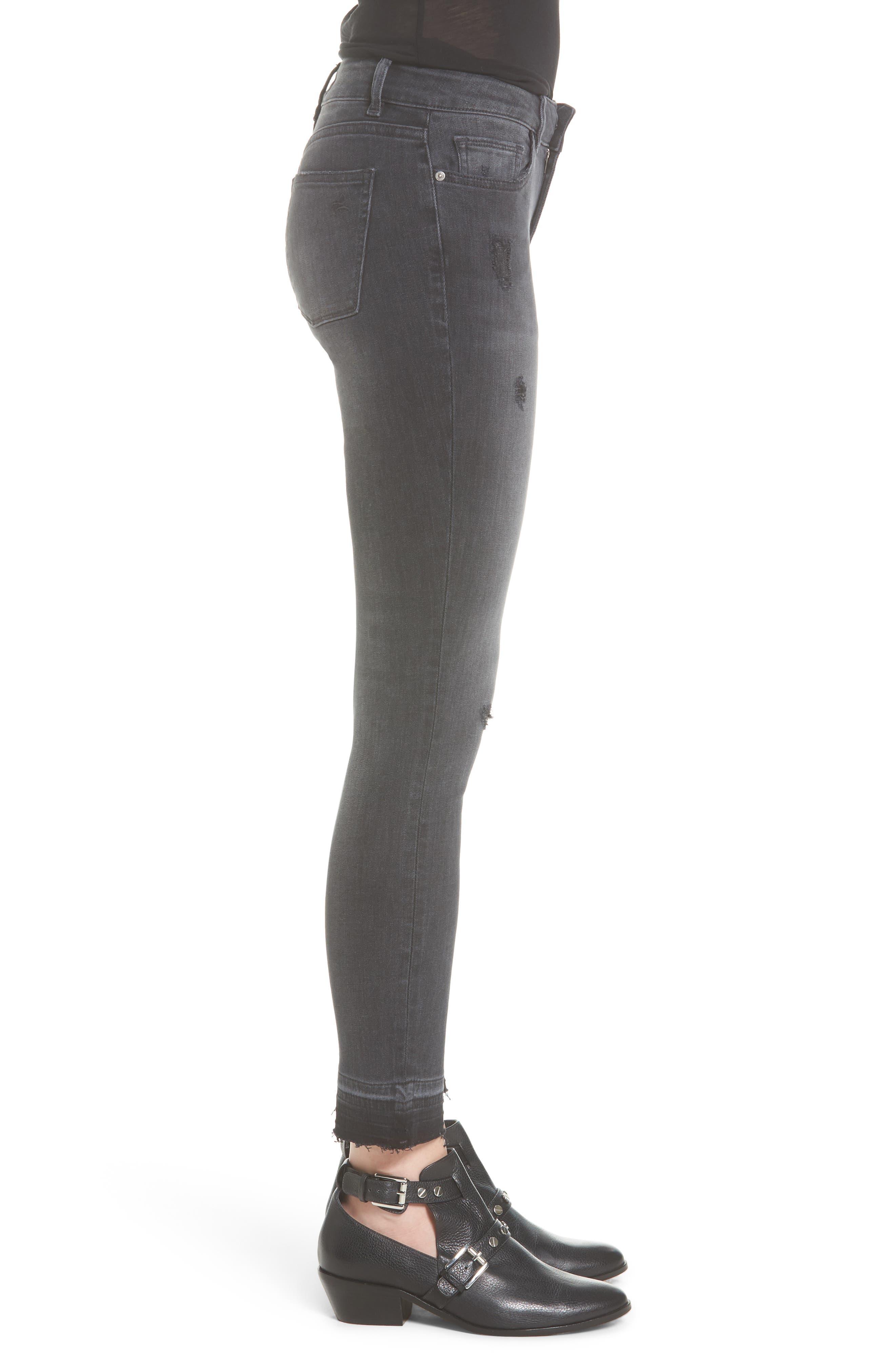 Alternate Image 3  - DL1961 Emma Power Legging Jeans (Seneca)