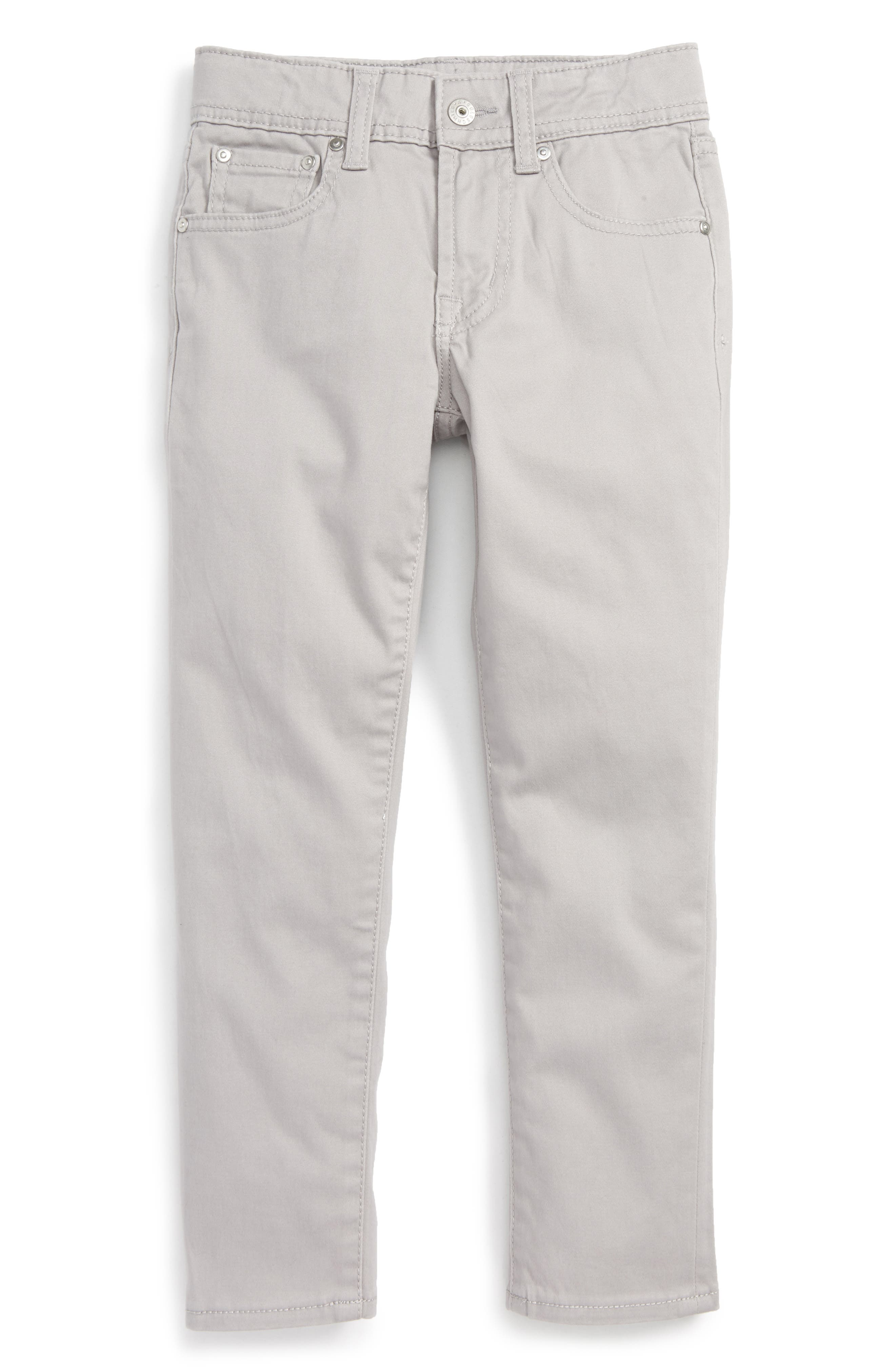 ag adriano goldschmied kids The Stryker Luxe Slim Straight Leg Jeans (Toddler Boys, Little Boys & Big Boys)