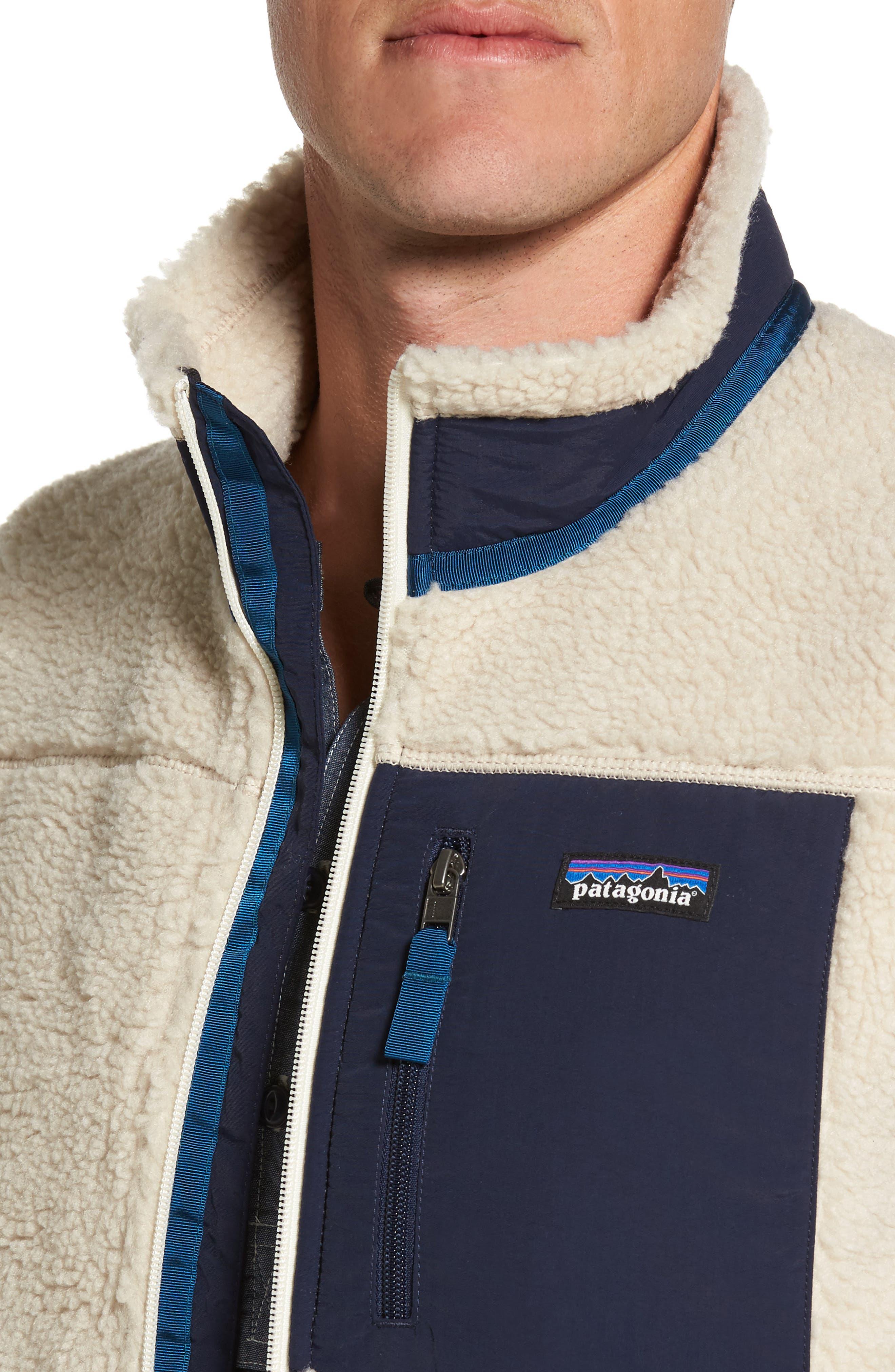 Alternate Image 4  - Patagonia Classic Retro-X® Waterproof Vest