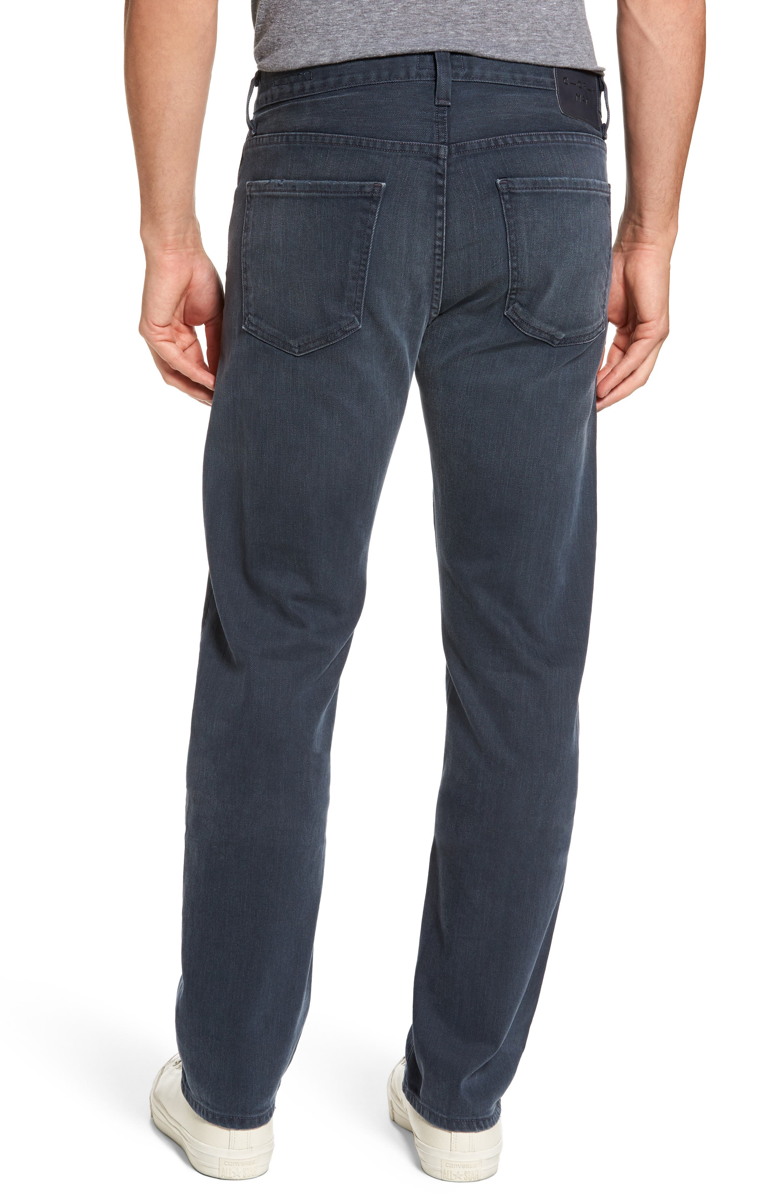 Alternate Image 2  - Citizens of Humanity Sid Straight Leg Jeans (Blue Skies)
