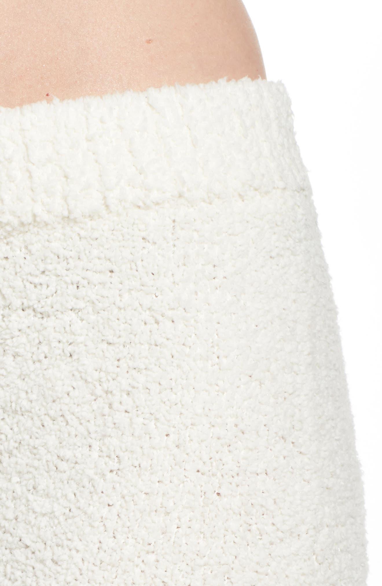 Alternate Image 6  - UGG® Sweater Knit Pajama Shorts