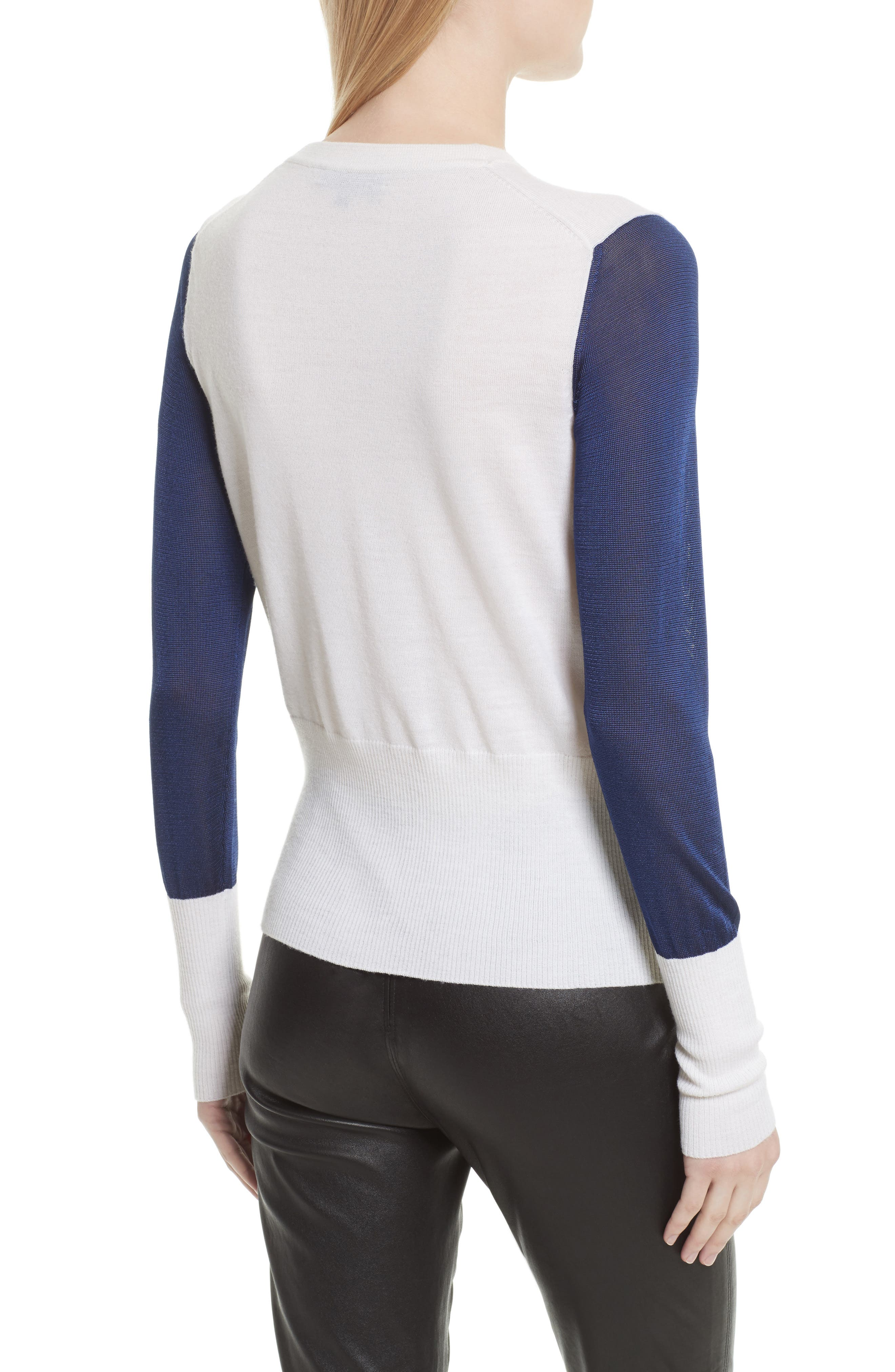 Alternate Image 3  - rag & bone Marissa Colorblock Sweater