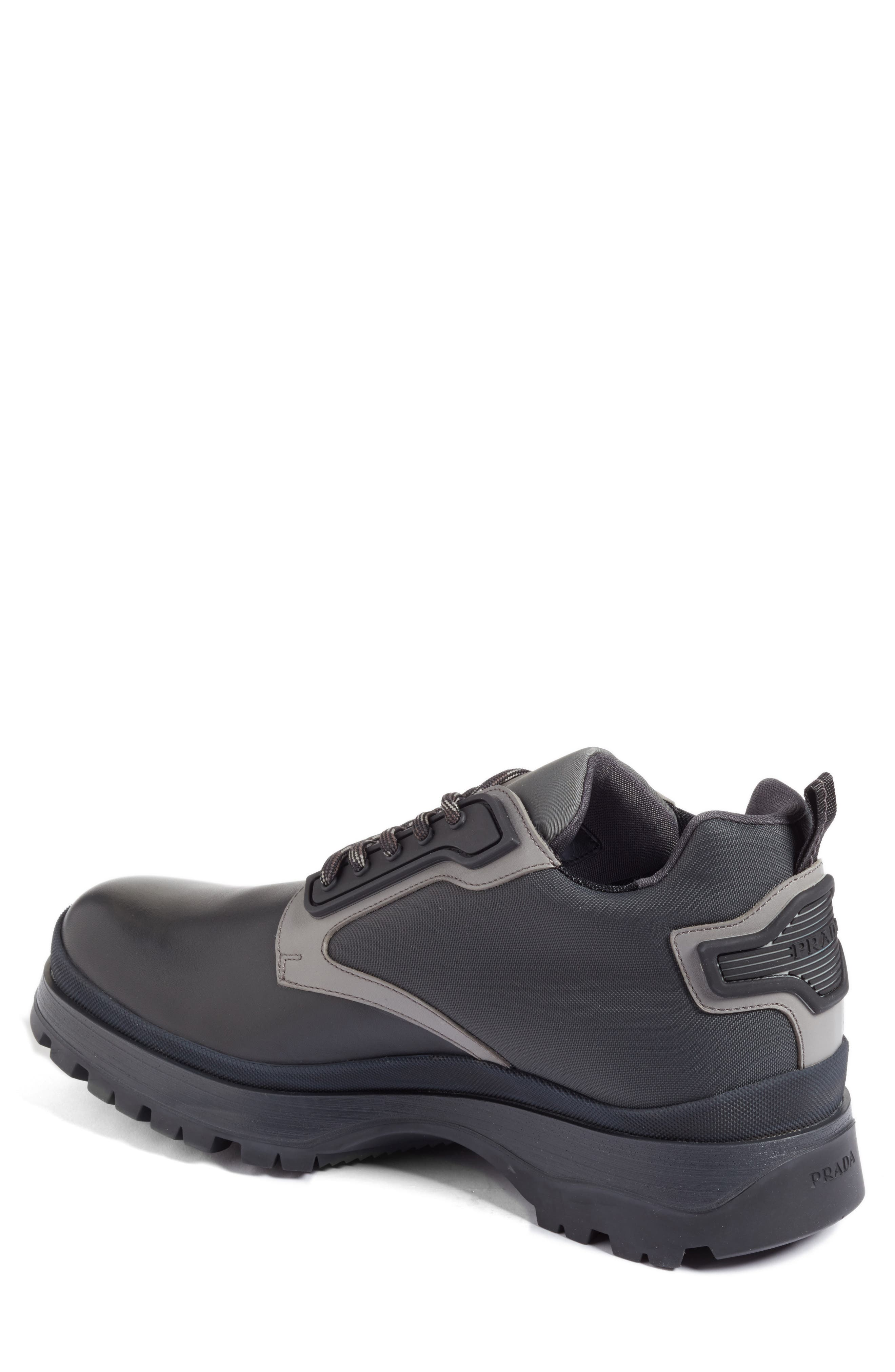 Alternate Image 2  - Prada Linea Rossa Tech Sneaker Boot (Men)