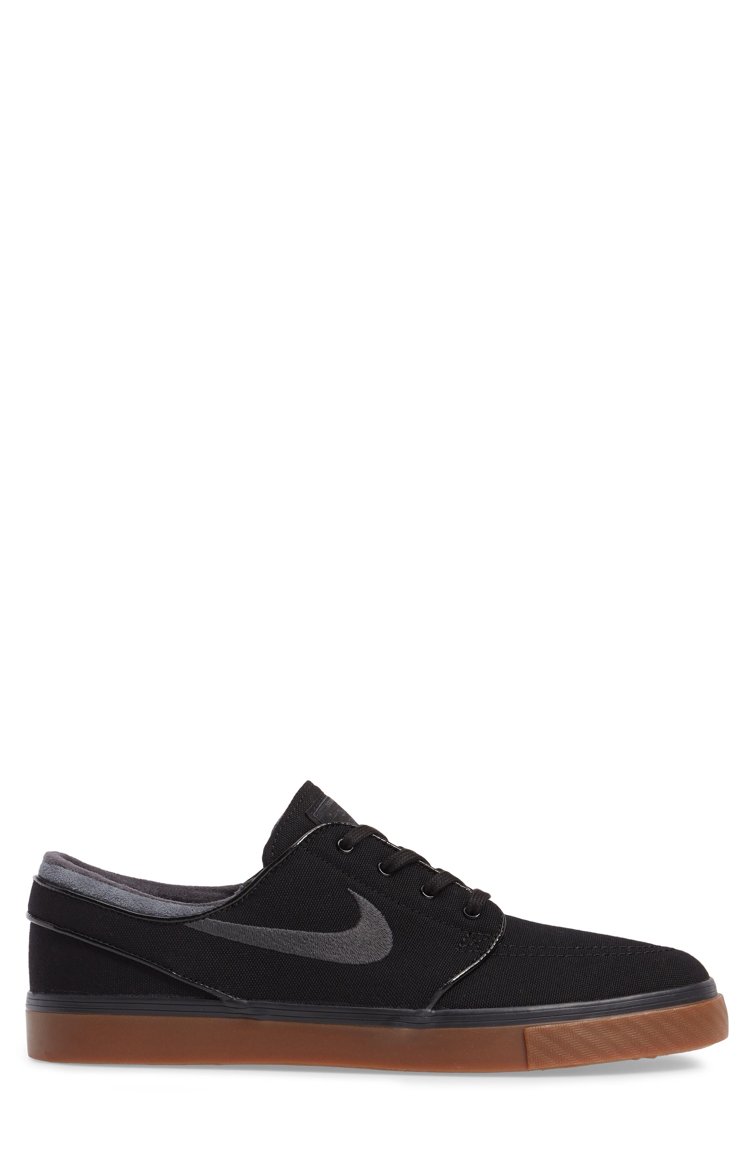 Alternate Image 3  - Nike 'Zoom - Stefan Janoski SB' Canvas Skate Shoe