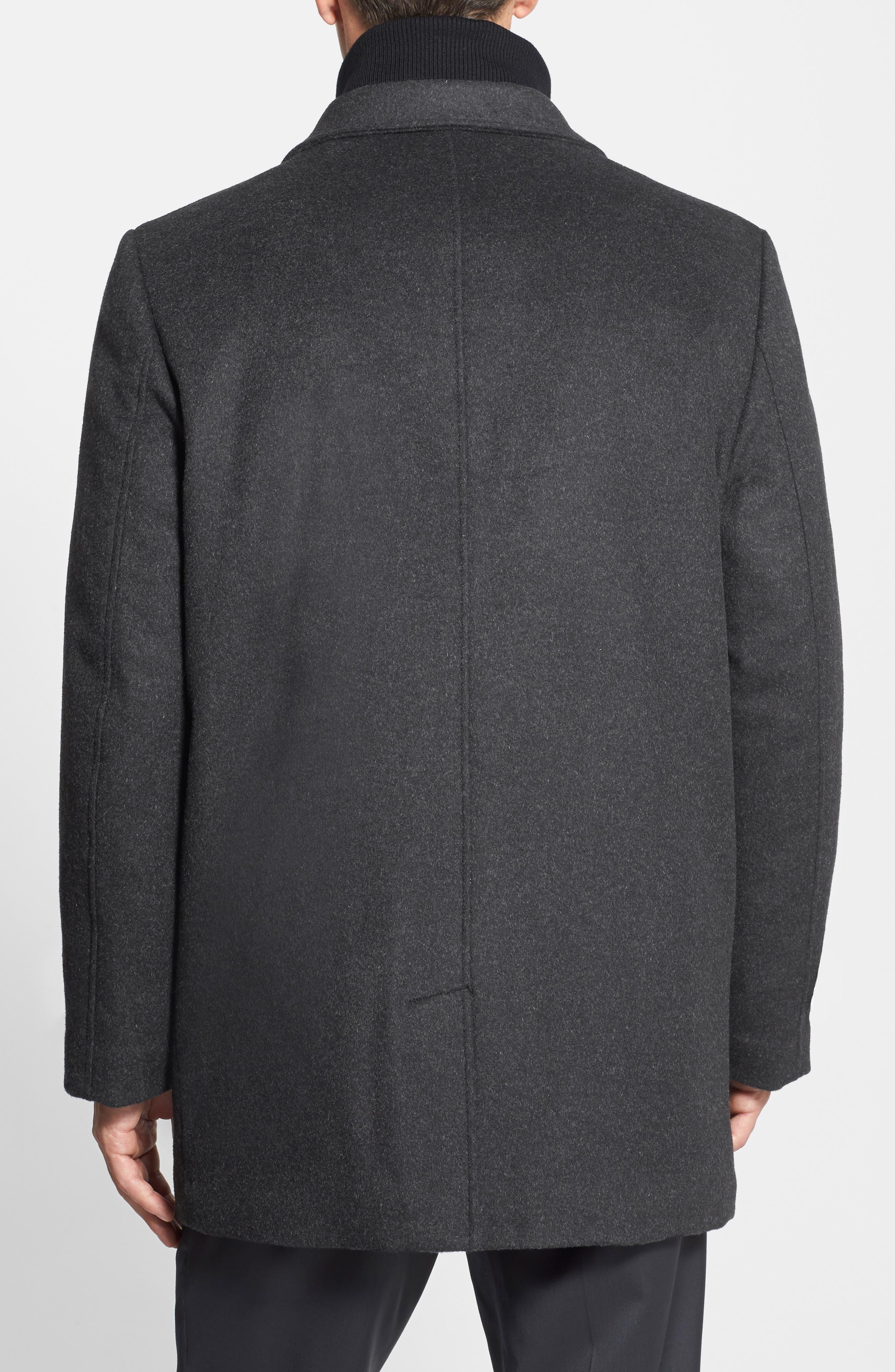 Alternate Image 2  - Cardinal of Canada Wool Jacket
