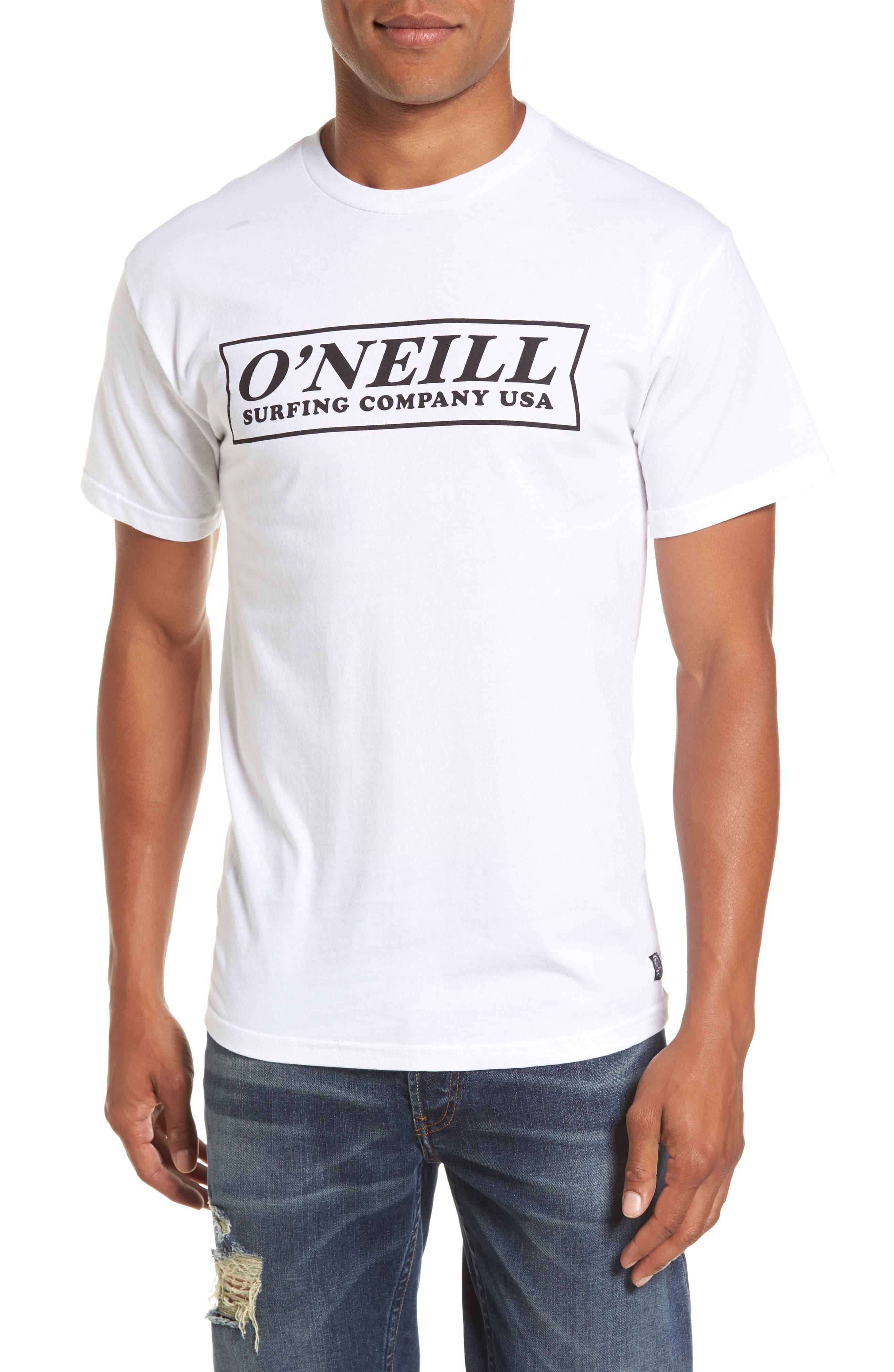 O'Neill Teamster Logo Graphic T-Shirt