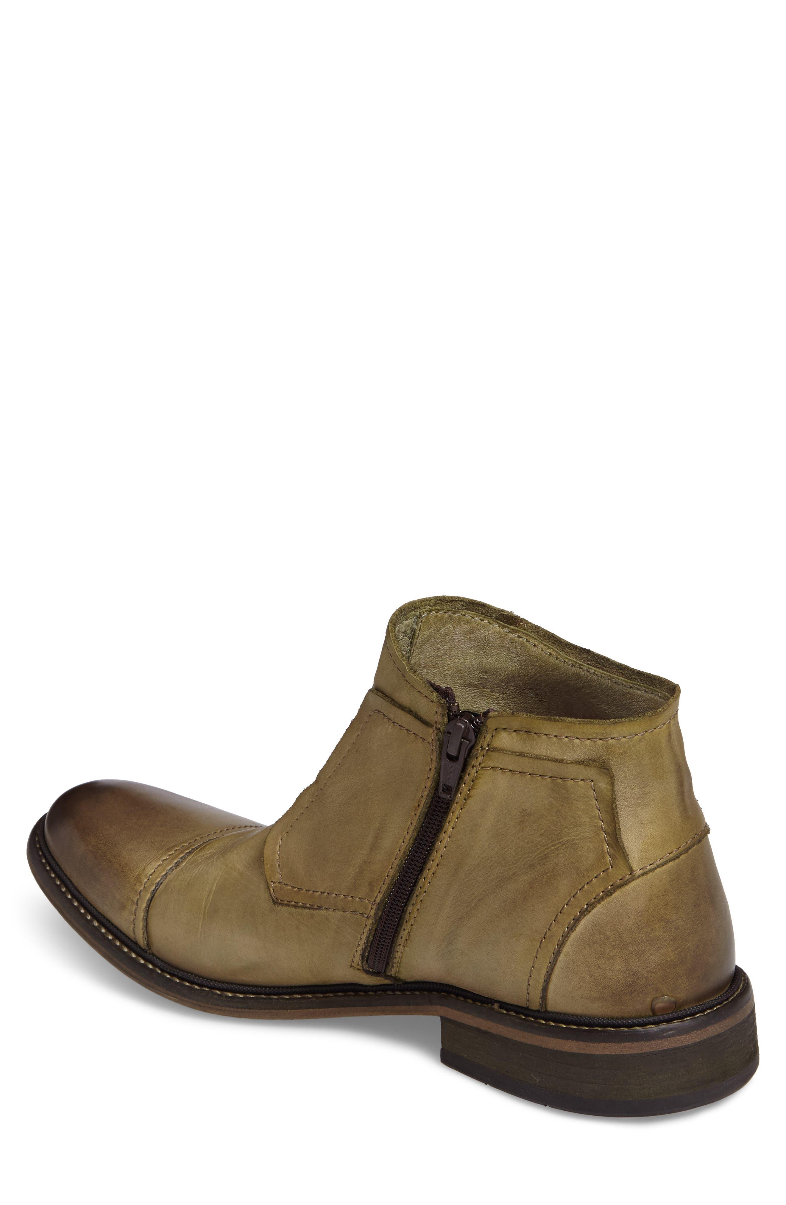 Hale Low Cap Toe Boot,                             Alternate thumbnail 2, color,                             Salvia
