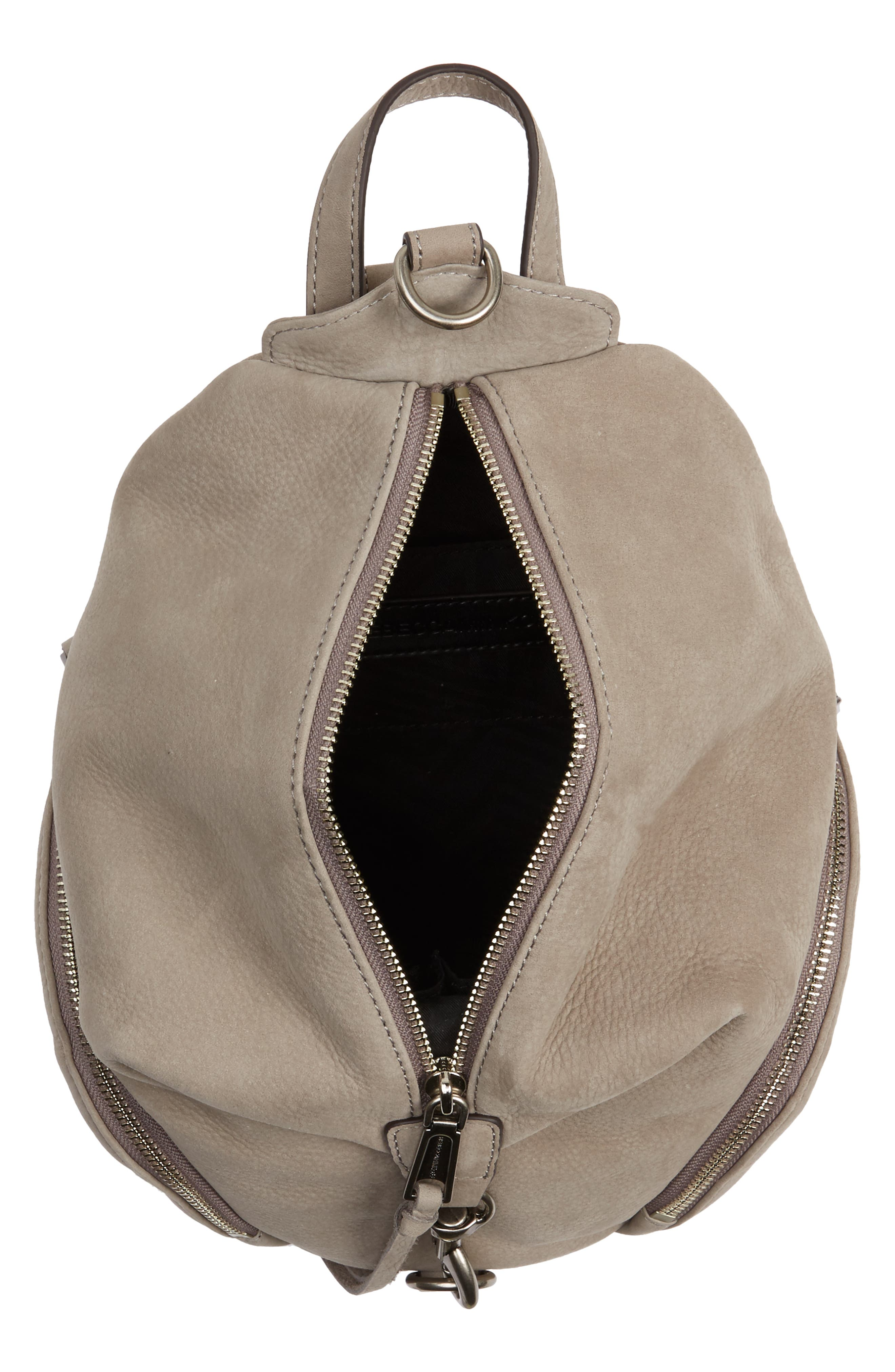Medium Julian Backpack,                             Alternate thumbnail 4, color,                             Grey
