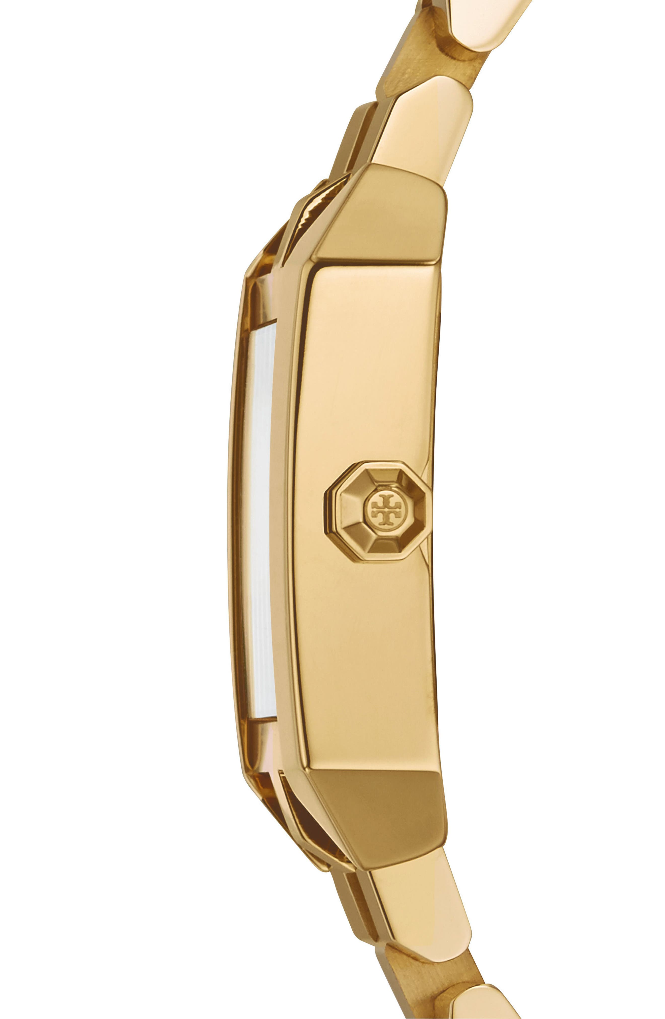 Alternate Image 2  - Tory Burch Dalloway Bracelet Watch, 23mm x 36.5mm