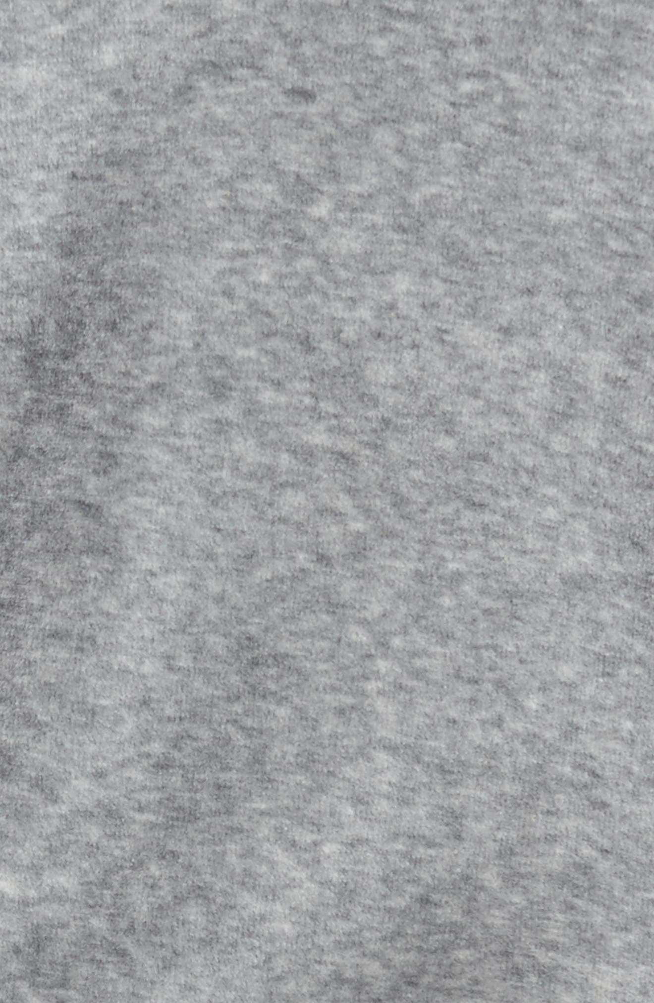 Alternate Image 5  - KENDALL + KYLIE Hooded Bodysuit