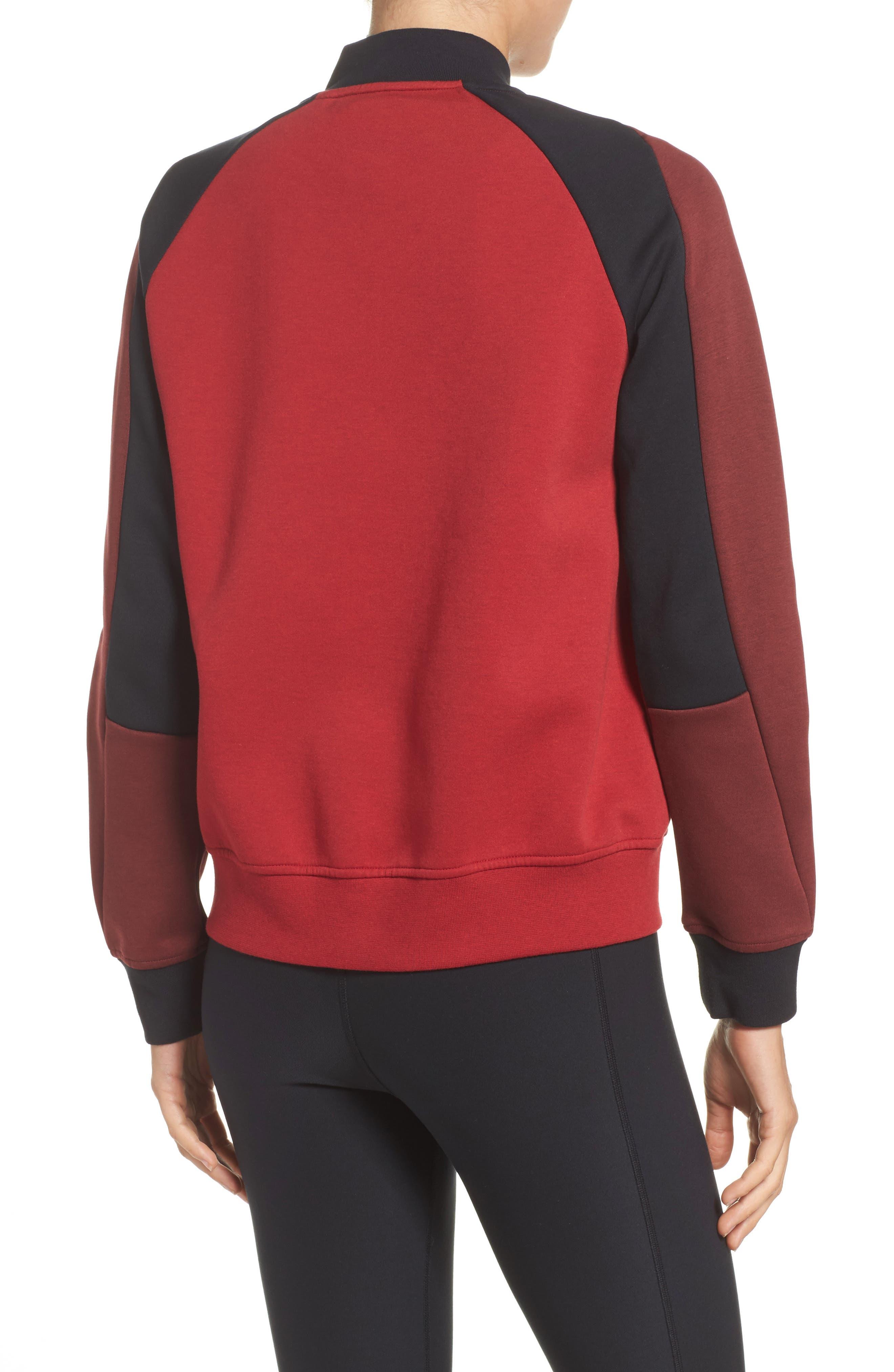 Alternate Image 2  - Nike Destroyer Track Jacket