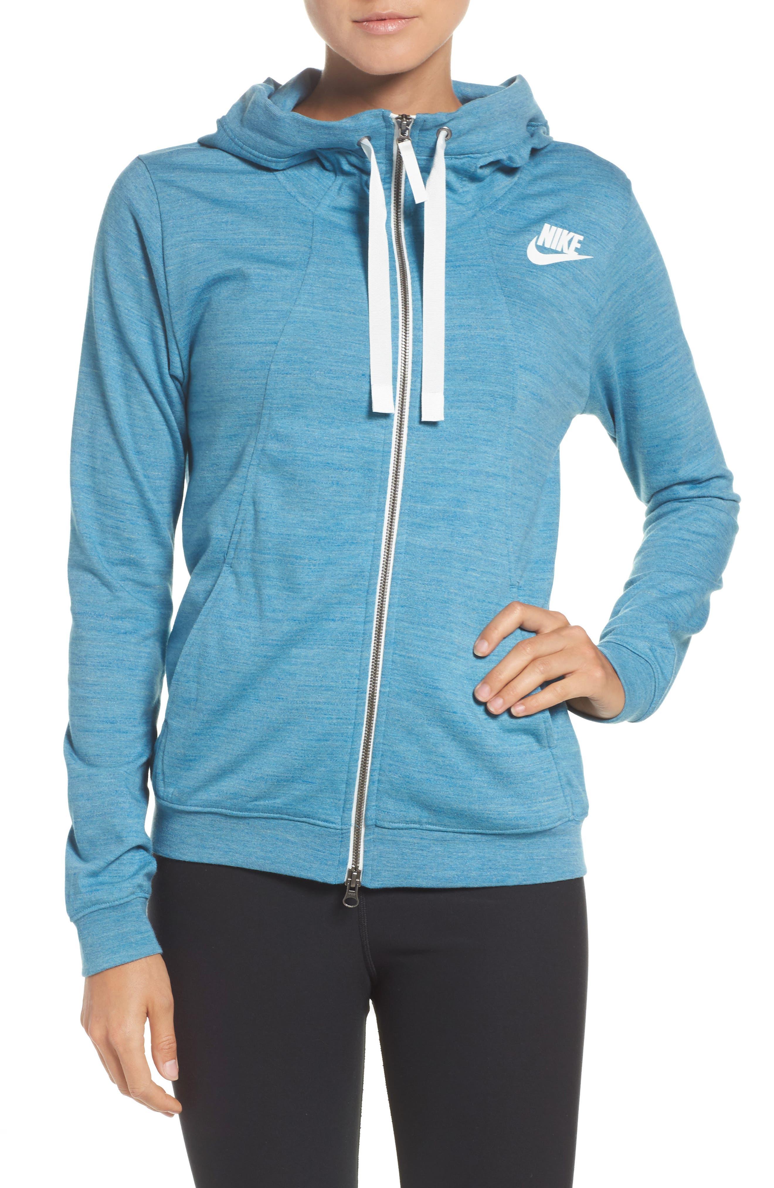 Nike Gym Zip Hoodie