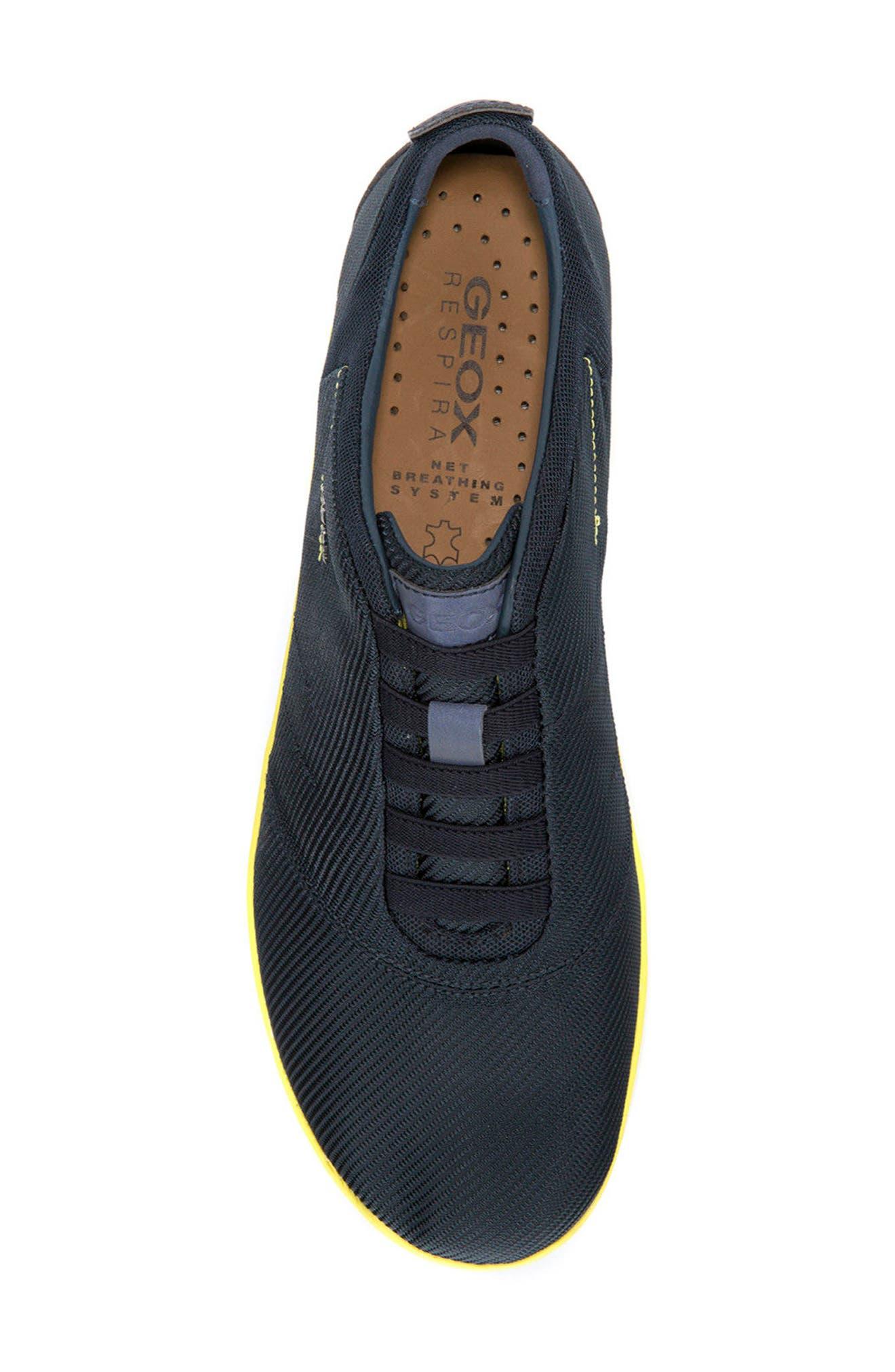 Nebula 35 Slip-On Sneaker,                             Alternate thumbnail 5, color,                             Navy