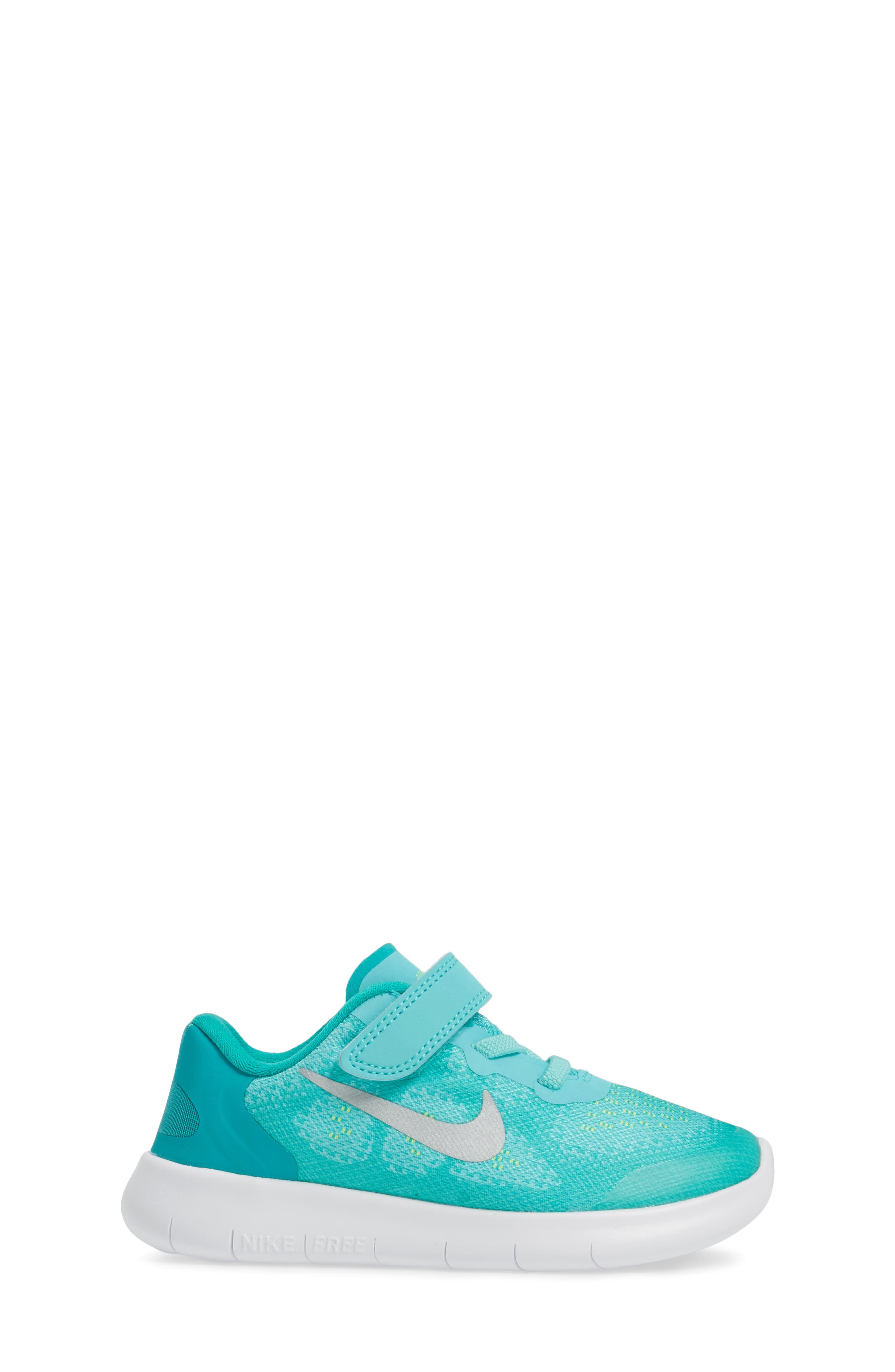 Alternate Image 3  - Nike Free Run 2017 Sneaker (Baby, Walker, Toddler & Little Kid)