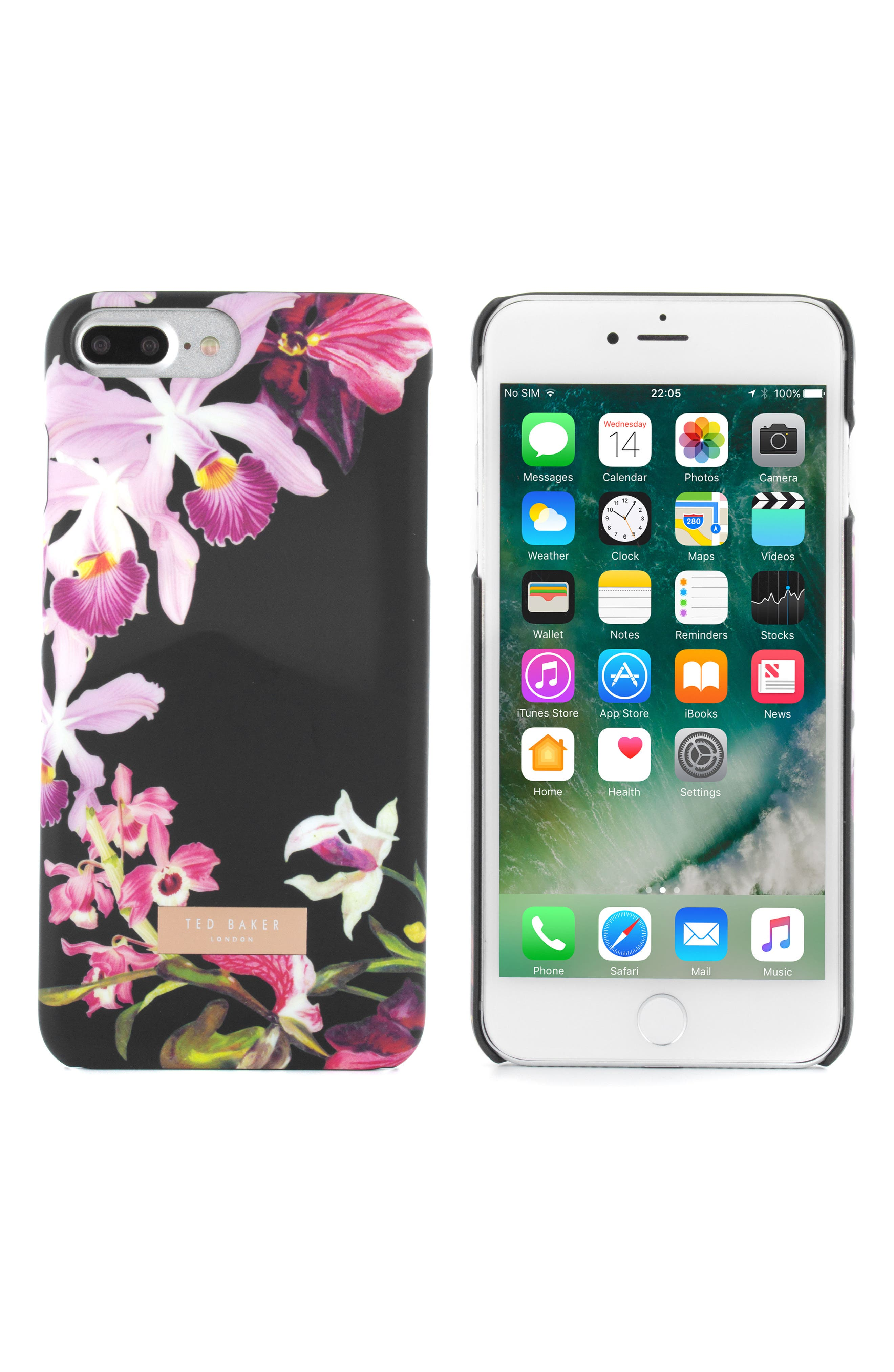 Alternate Image 2  - Ted Baker London Sidra Garden iPhone 6/6s/7/8 Plus Case