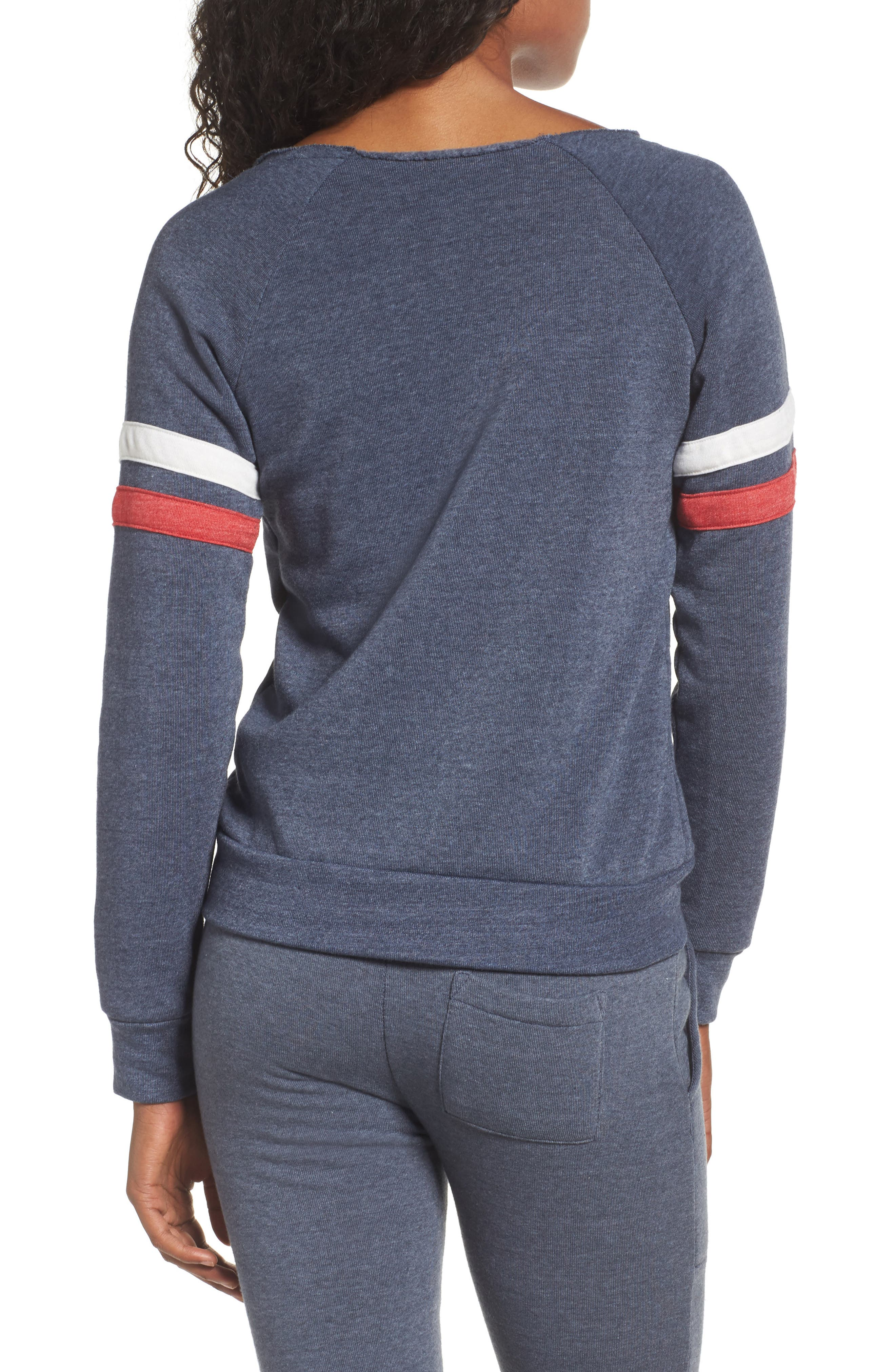 Maniac Sport Pullover,                             Alternate thumbnail 2, color,                             Eco True Navy
