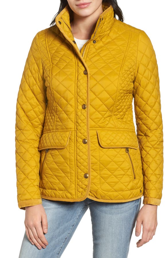 Joules Warm Welcome Quilted Jacket | Nordstrom : are quilted jackets warm - Adamdwight.com