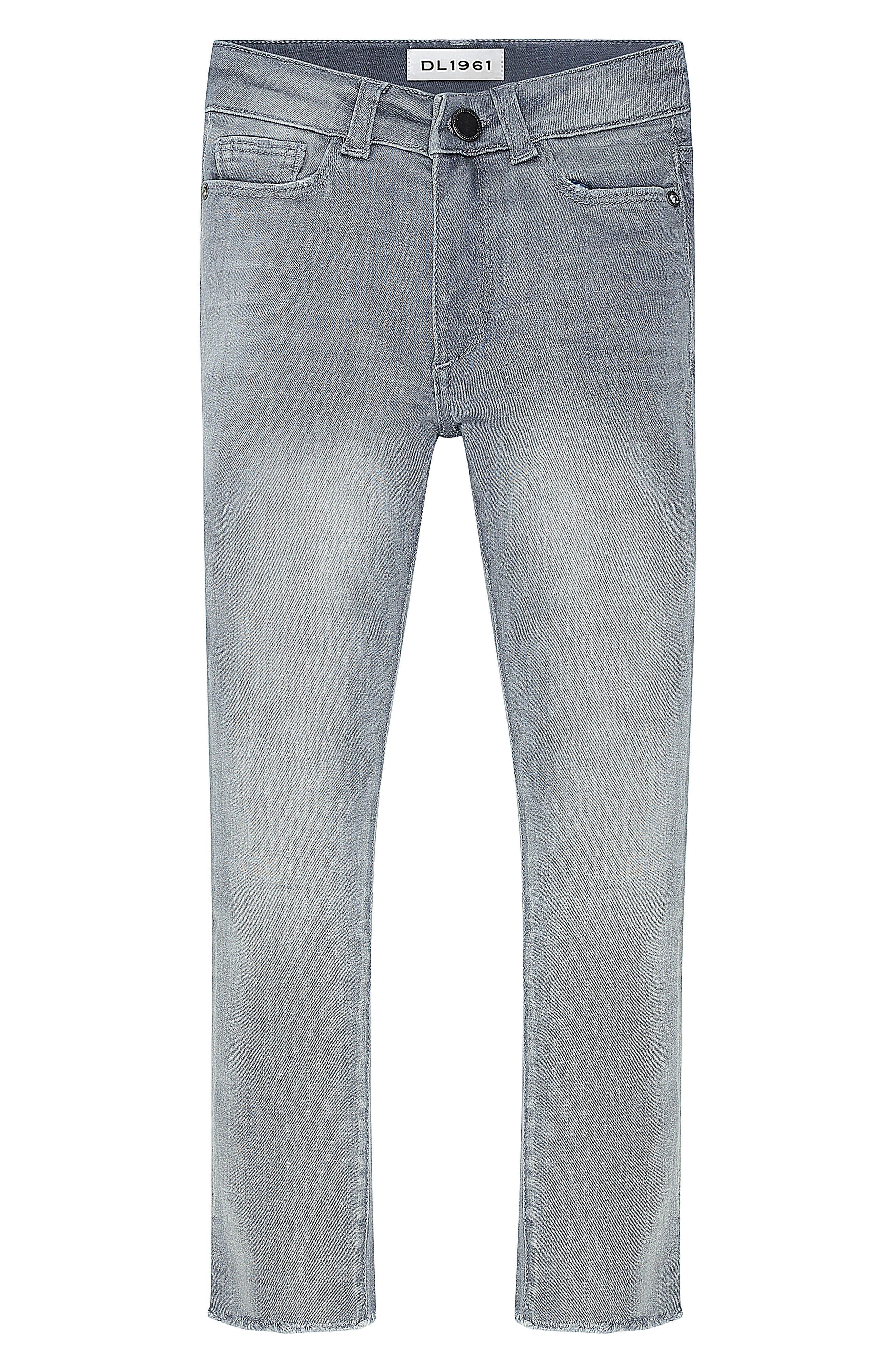 DL1961 Skinny Jeans (Toddler Girls & Little Girls)