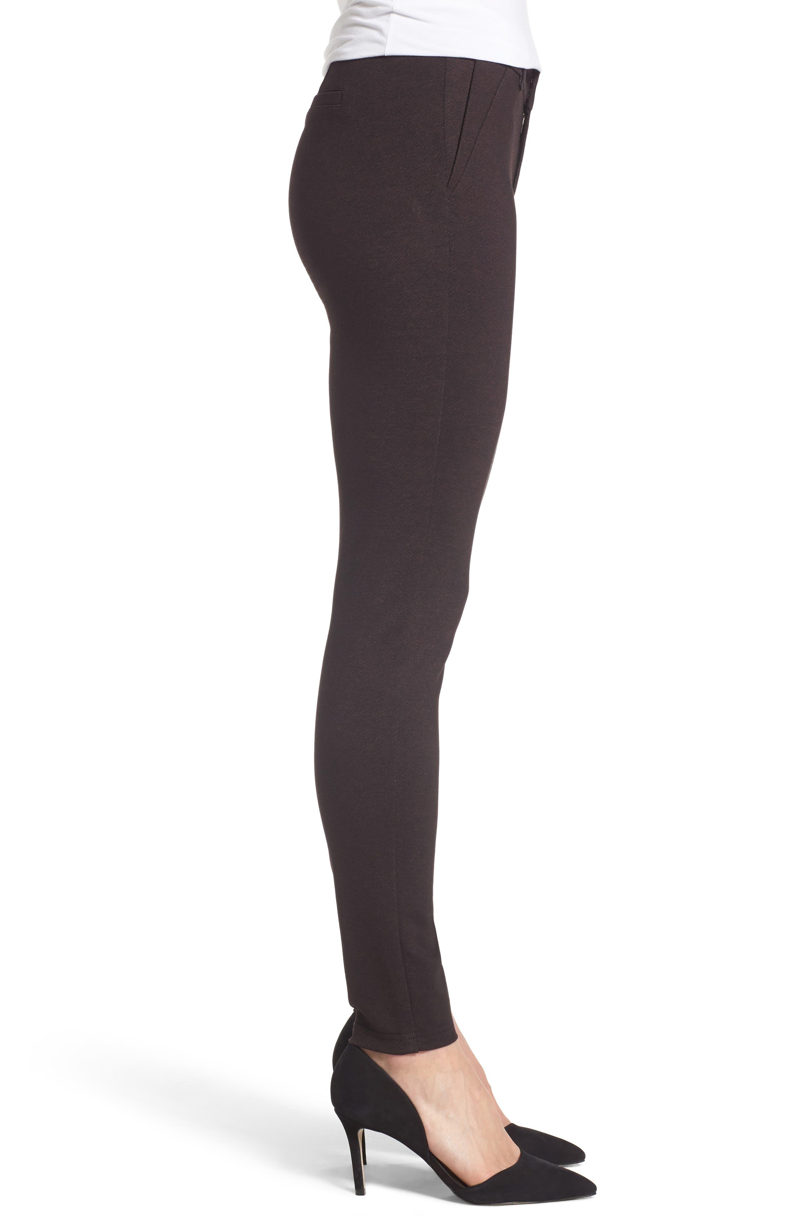 Alternate Image 3  - KUT from the Kloth Mia Print Ankle Skinny Pants
