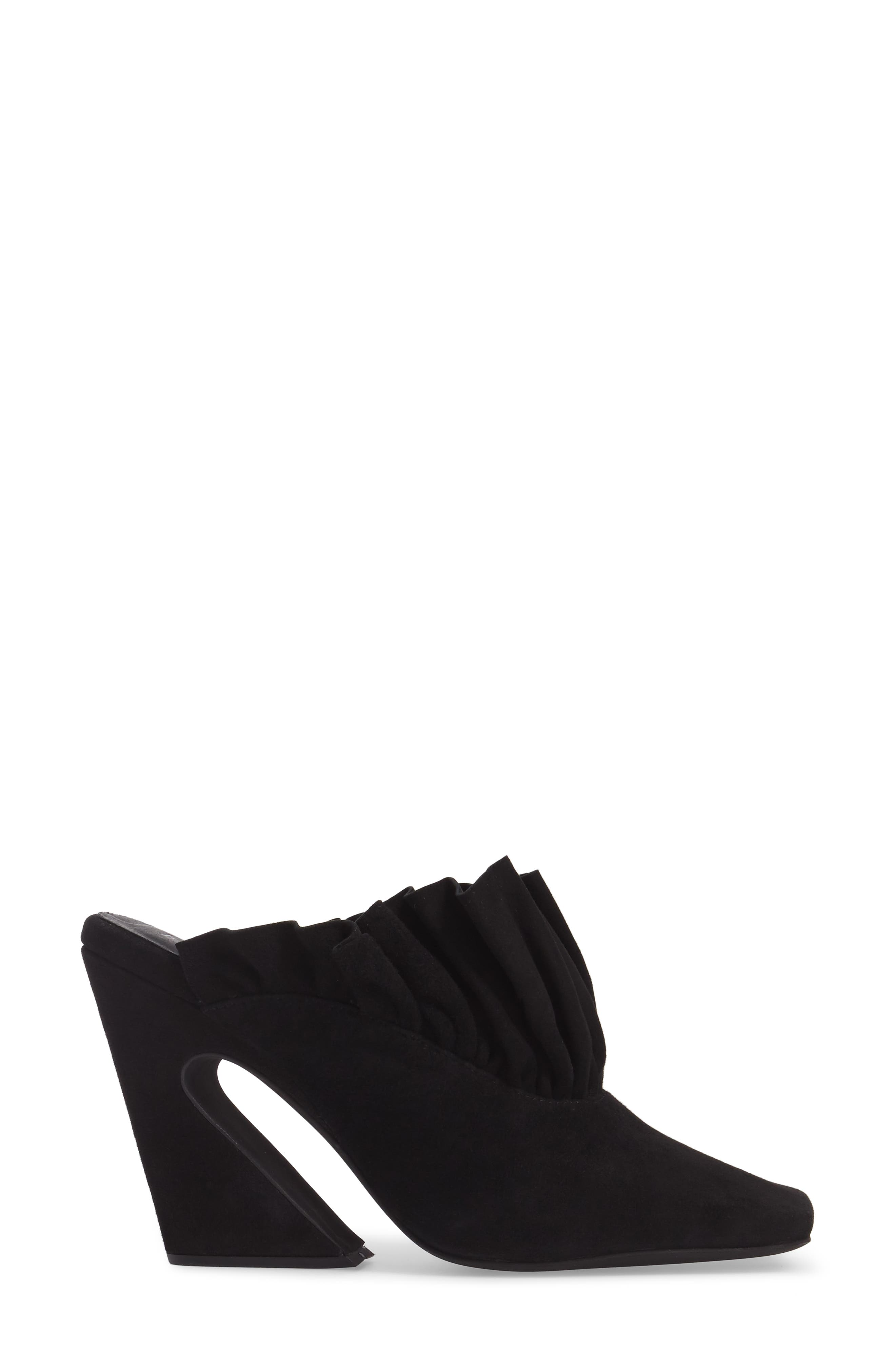 Alternate Image 3  - Jeffrey Campbell Astura Ruffle Mule (Women)