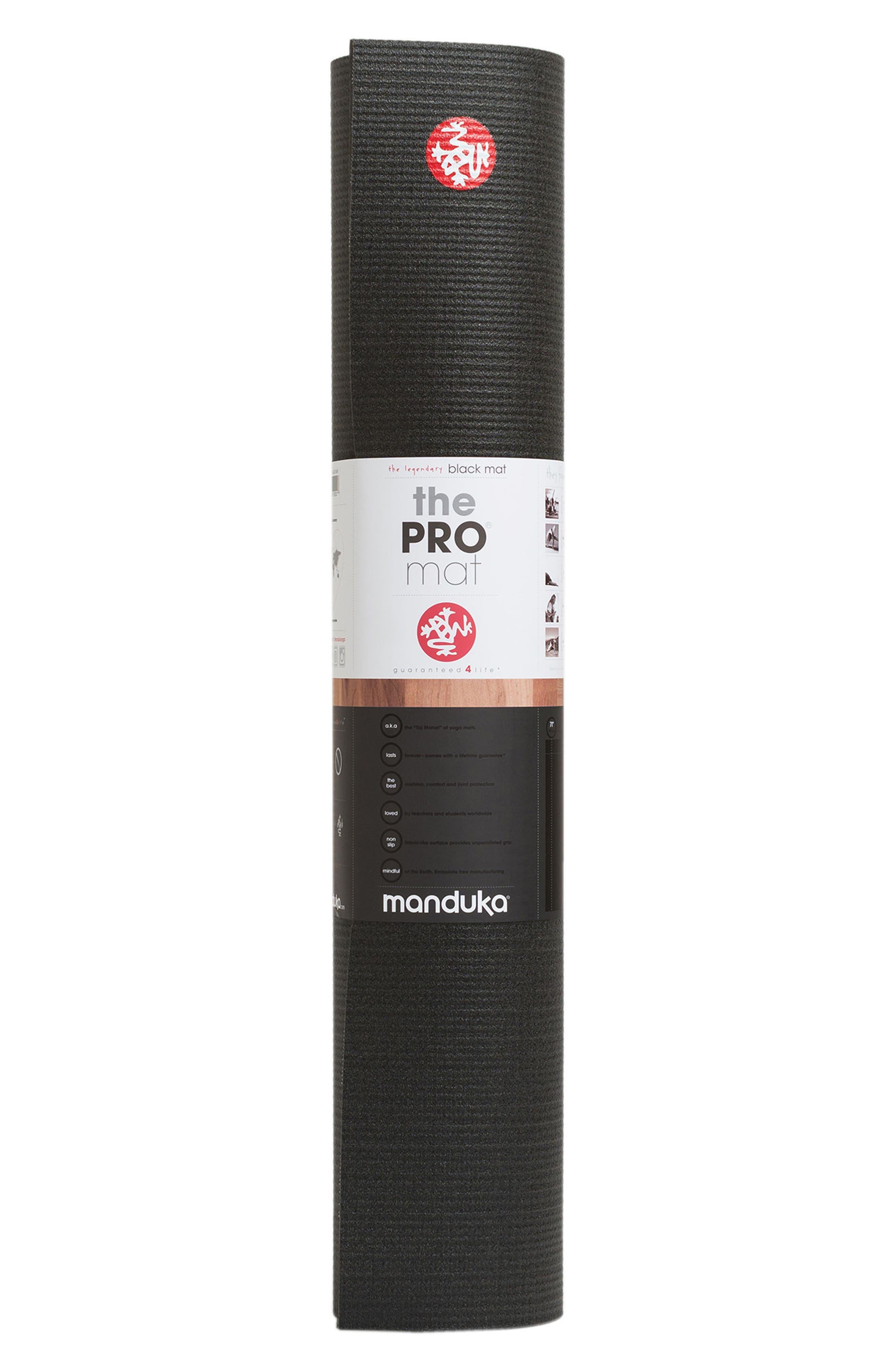 PROlite<sup>®</sup> Yoga Mat,                             Alternate thumbnail 3, color,                             Black