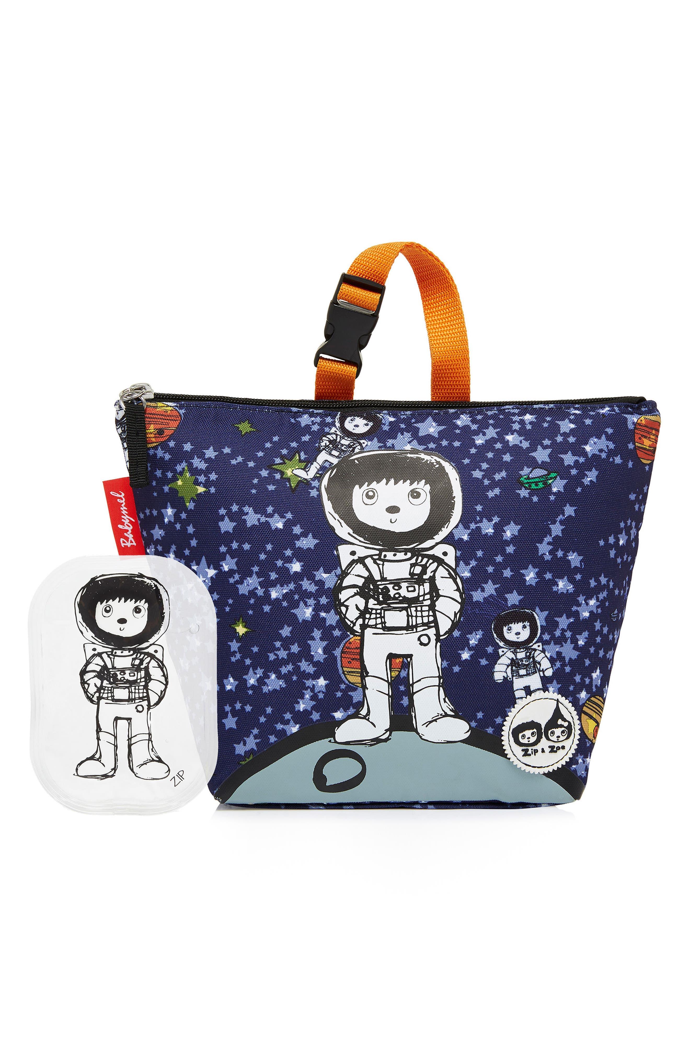 Alternate Image 10  - Babymel Zip & Zoe Junior Backpack Set