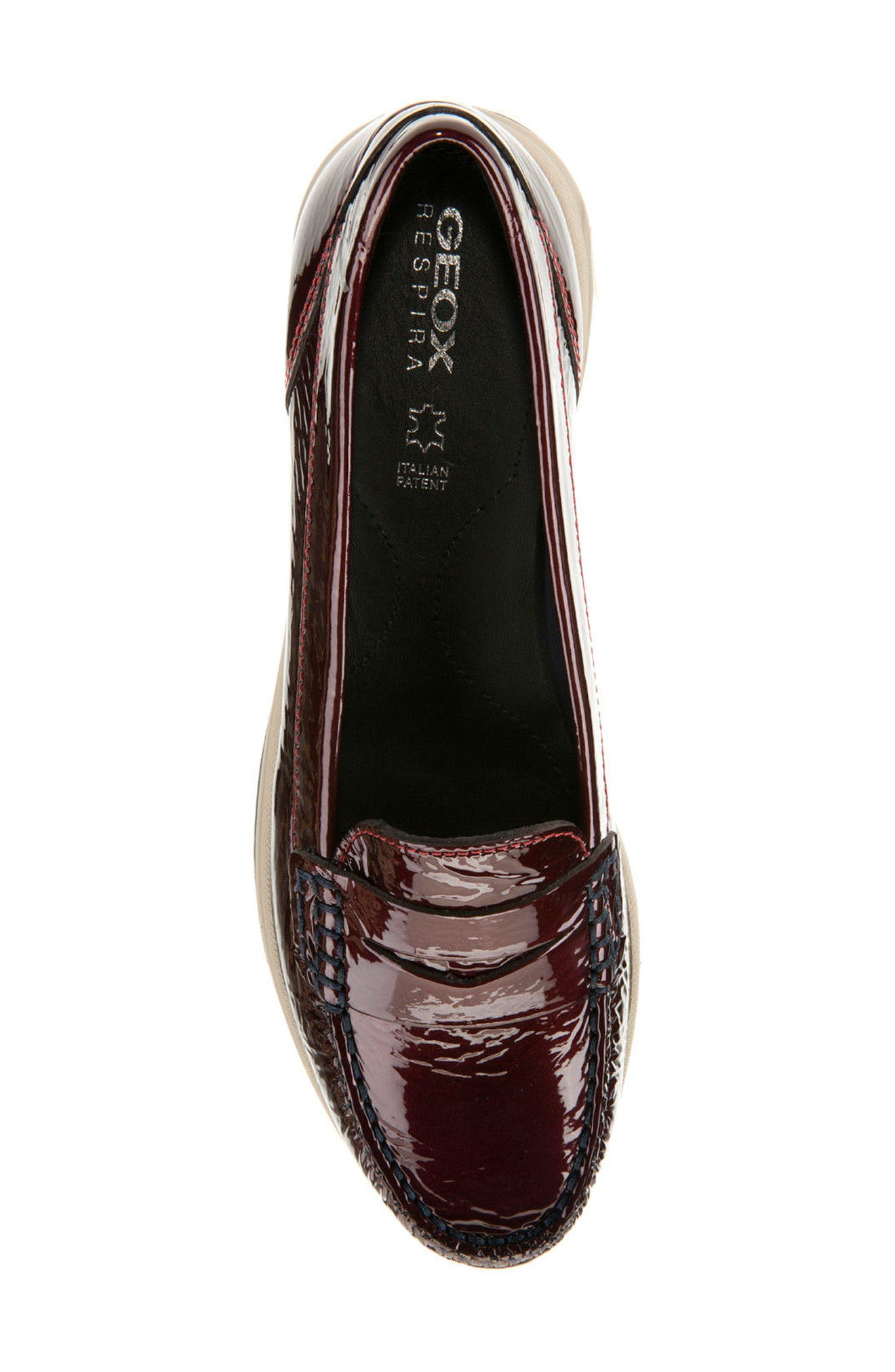 Alternate Image 5  - Geox Avery Loafer (Women)