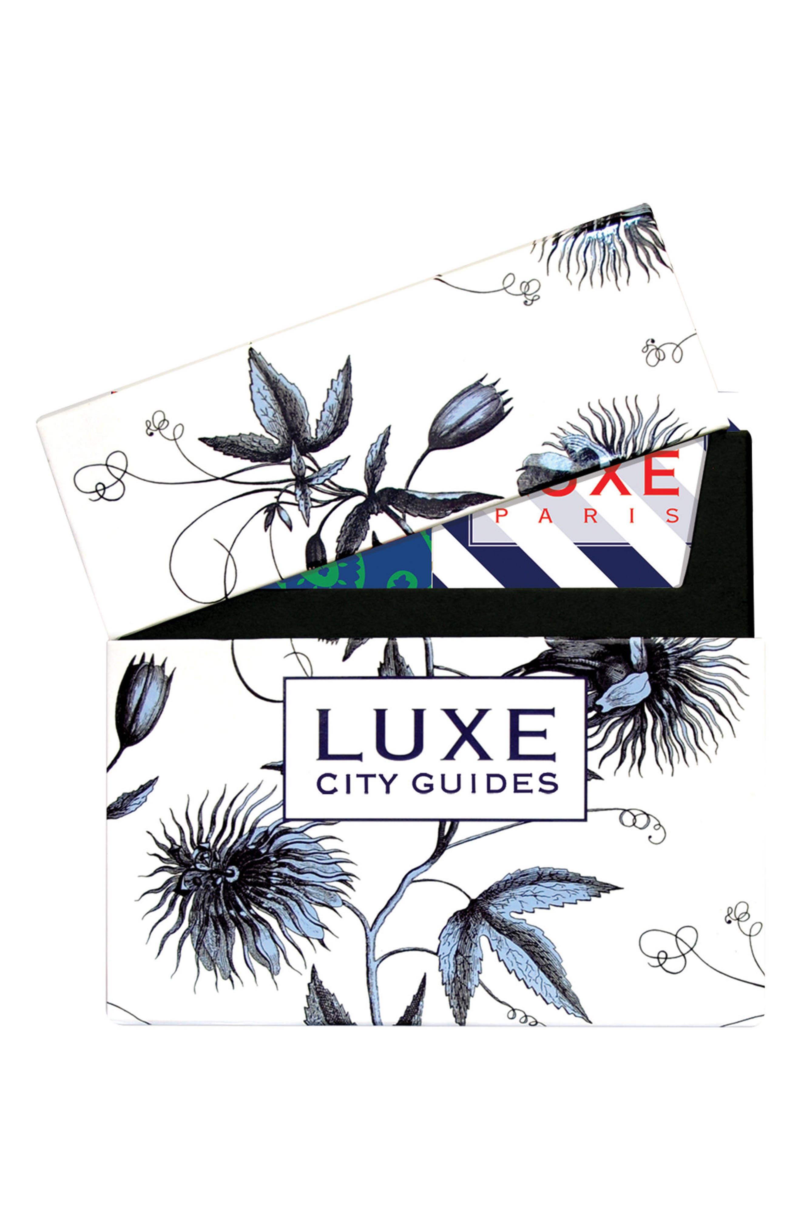 LUXE City Guide Grand Tour Box Set
