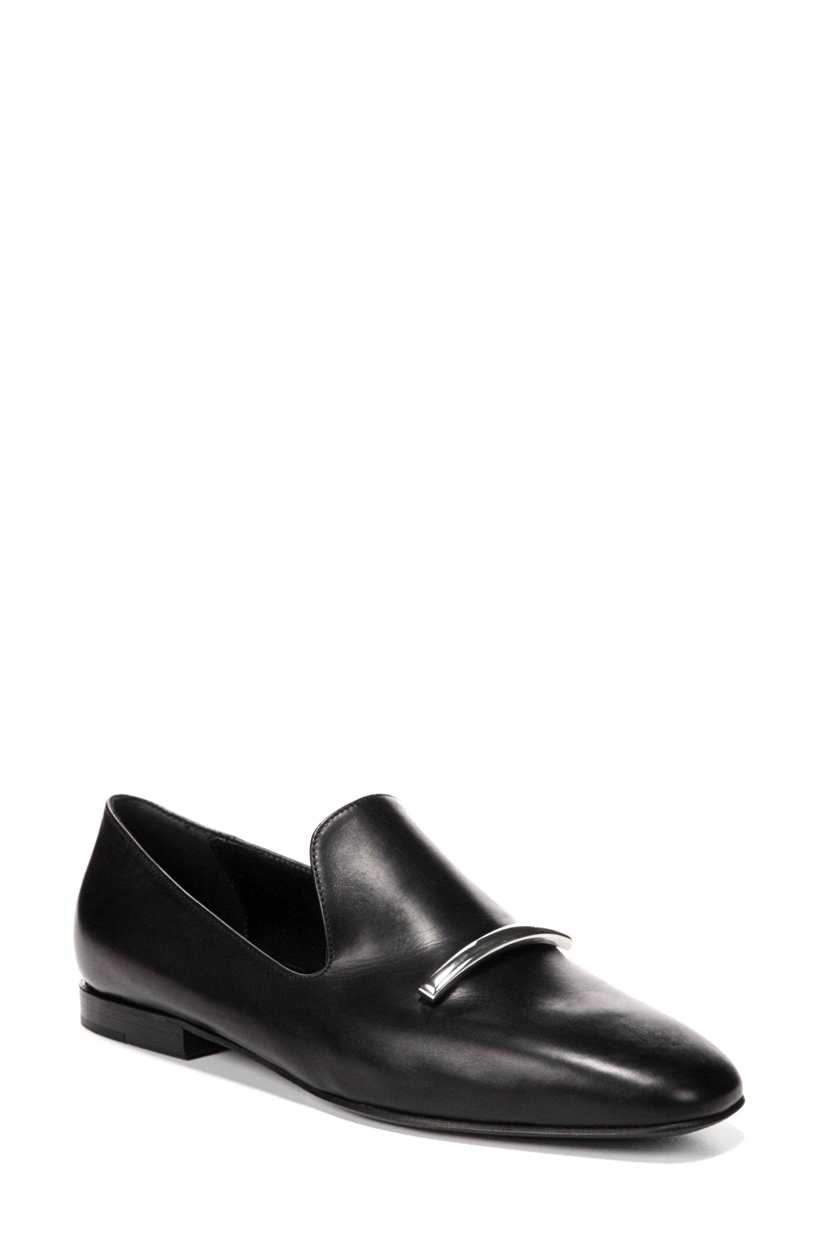 Alternate Image 1 Selected - Via Spiga Tallis Flat Loafer (Women)