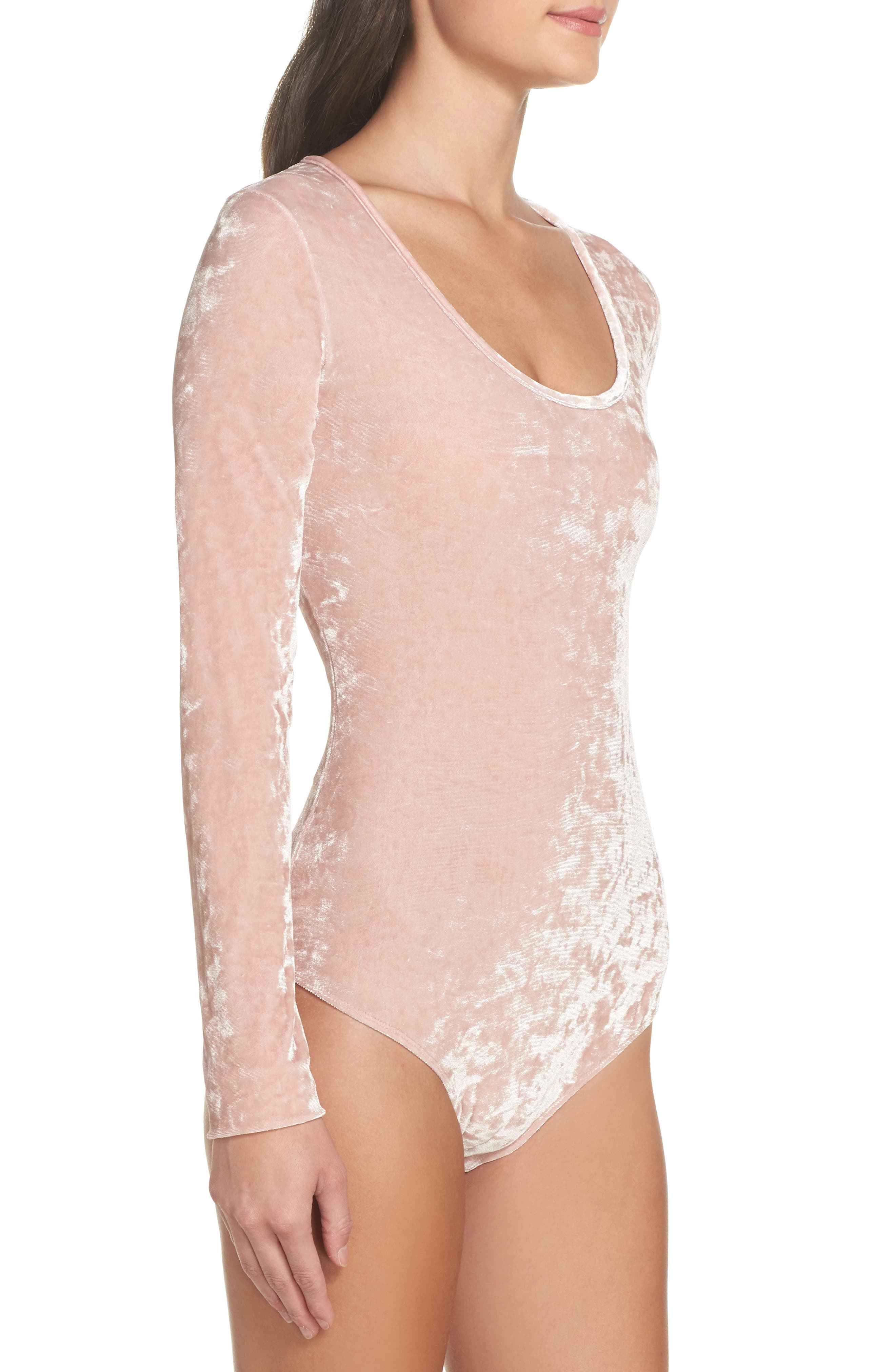 Alternate Image 3  - Cosabella Bisou Tex Thong Bodysuit
