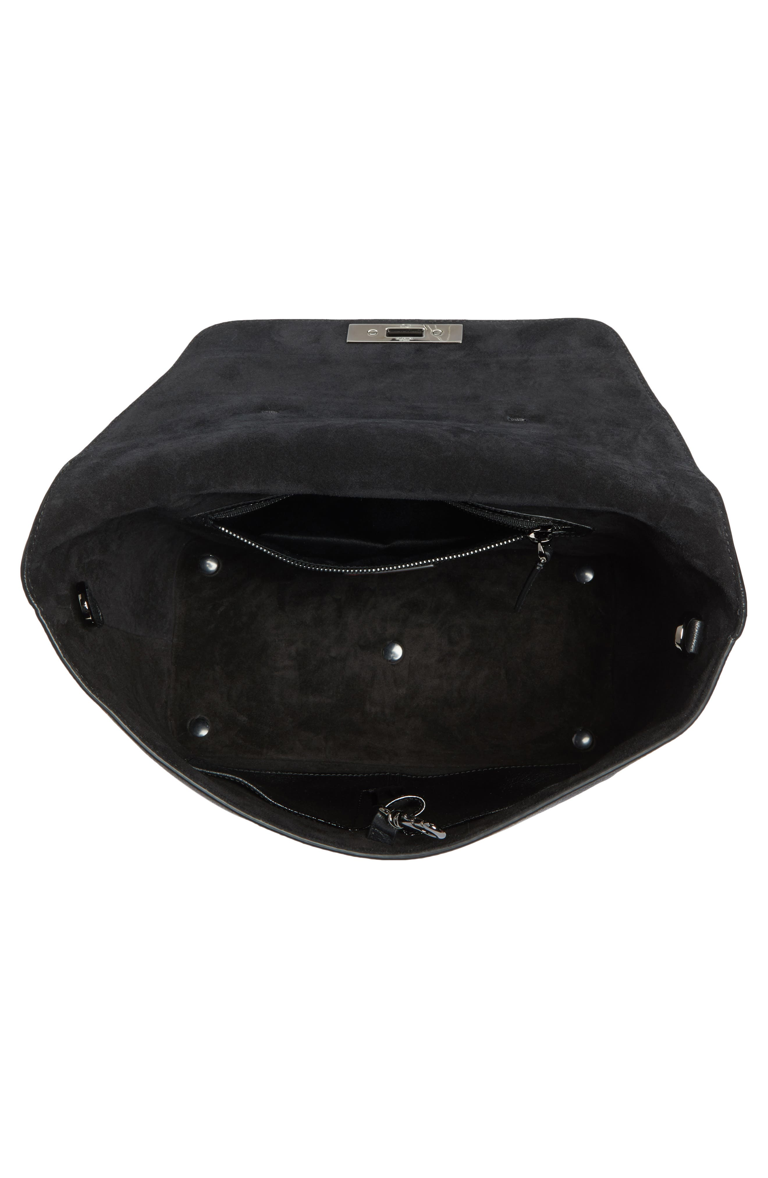 Alternate Image 3  - VALENTINO GARAVANI Demilune Top Handle Leather Satchel