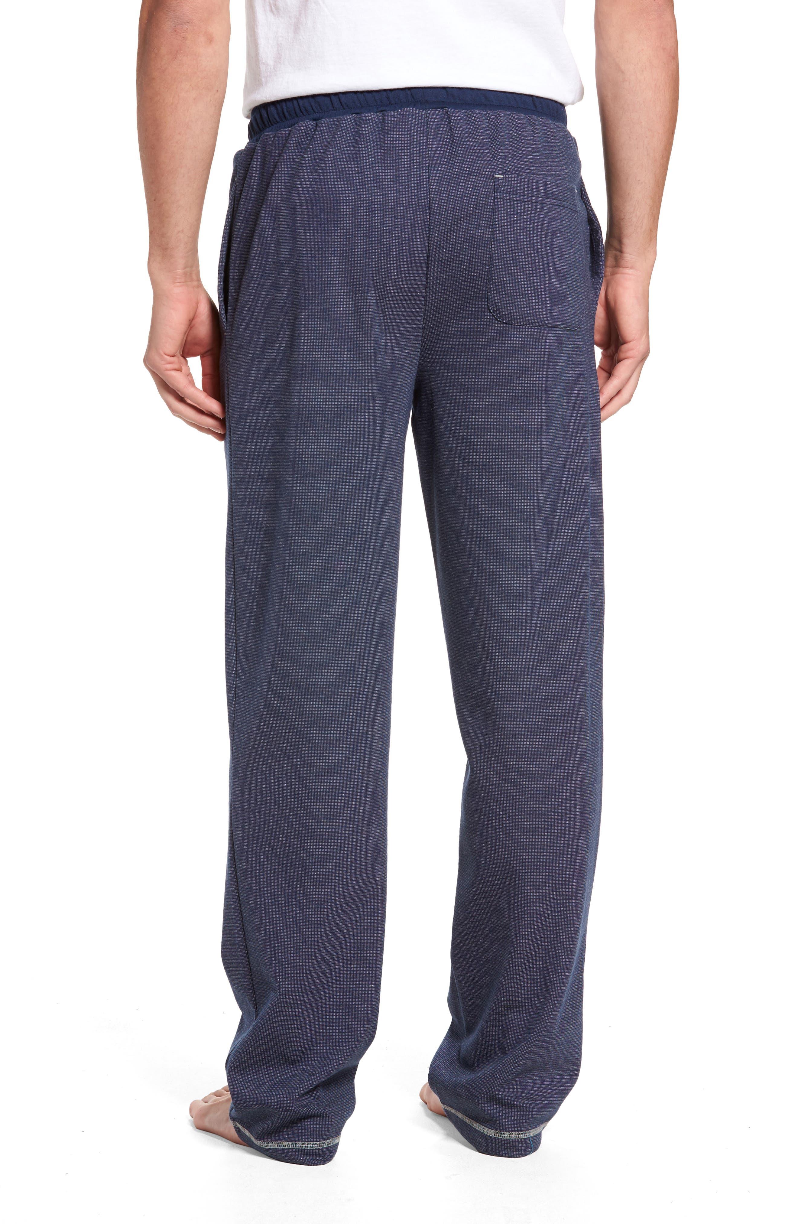 Lodge Layers Lounge Pants,                             Alternate thumbnail 2, color,                             Navy