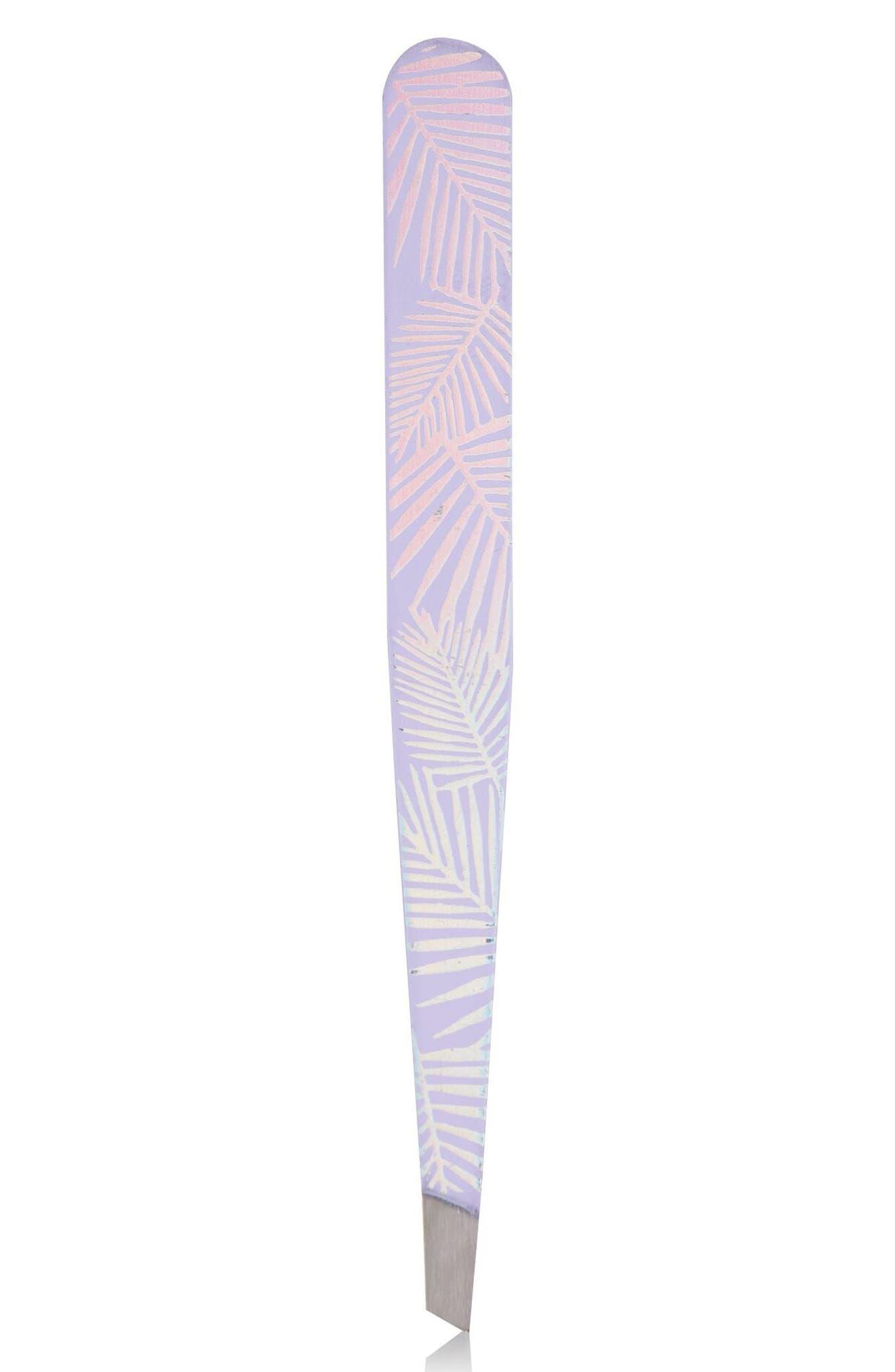 Main Image - Skinny Dip Lilac with Halo Palm Tweezer