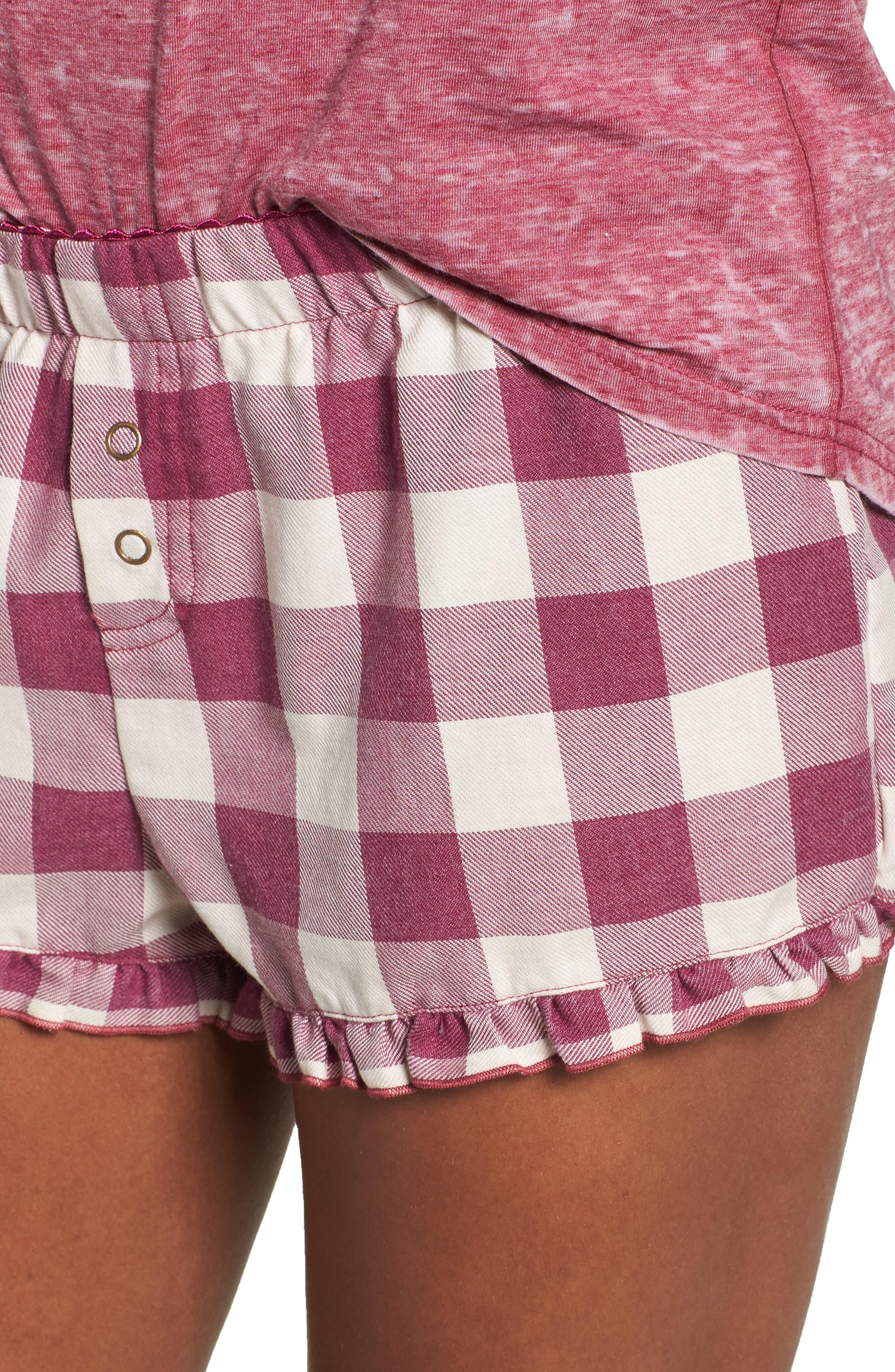 Alternate Image 6  - Make + Model Boxer Shorts