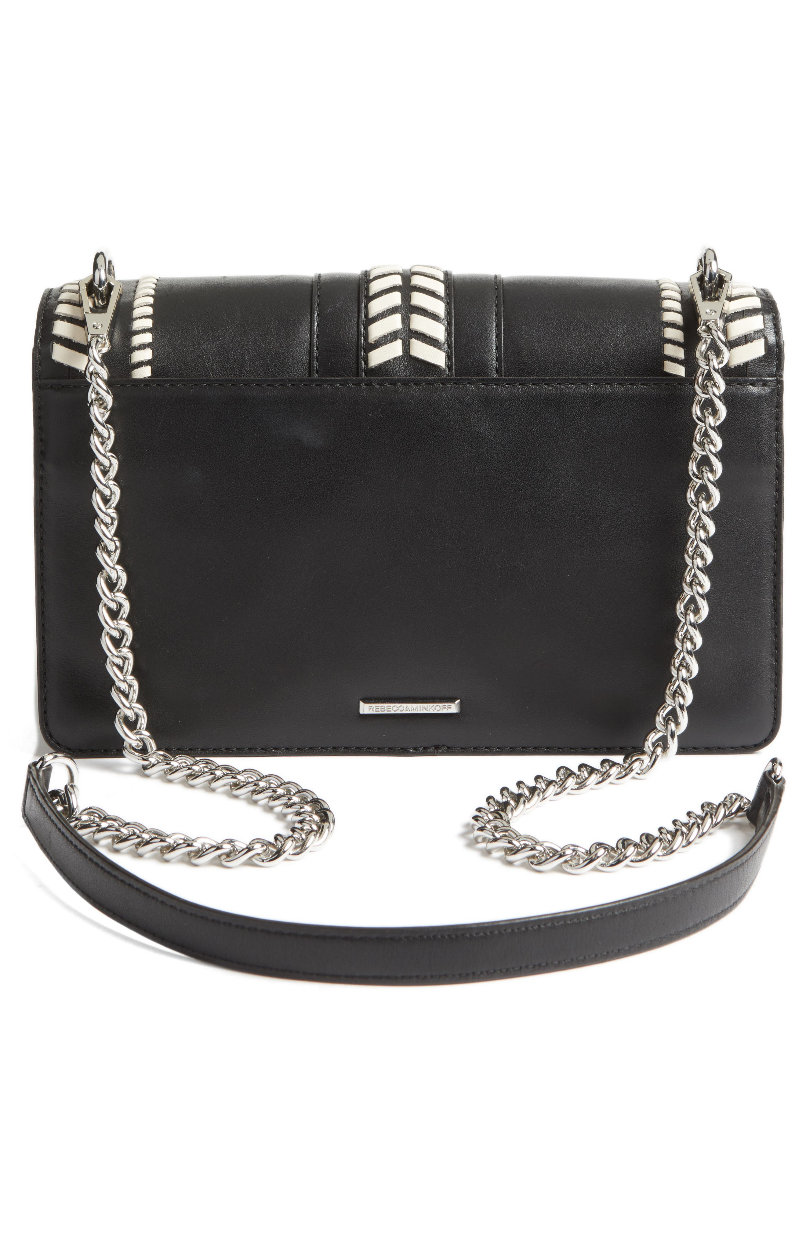 Alternate Image 3  - Rebecca Minkoff Love Leather Convertible Crossbody Bag