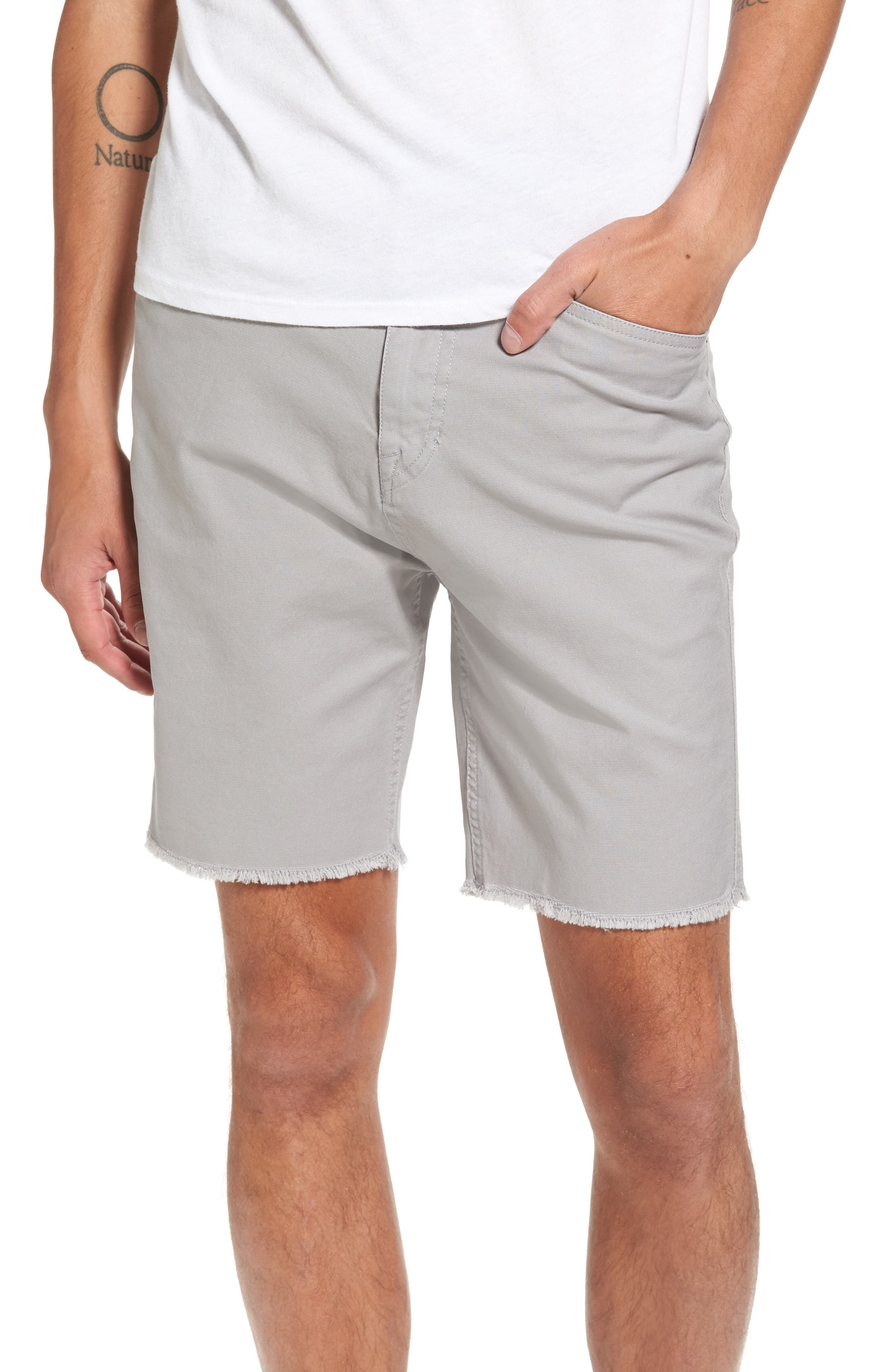 Main Image - Volcom Stone Made Atwell Cutoff Shorts