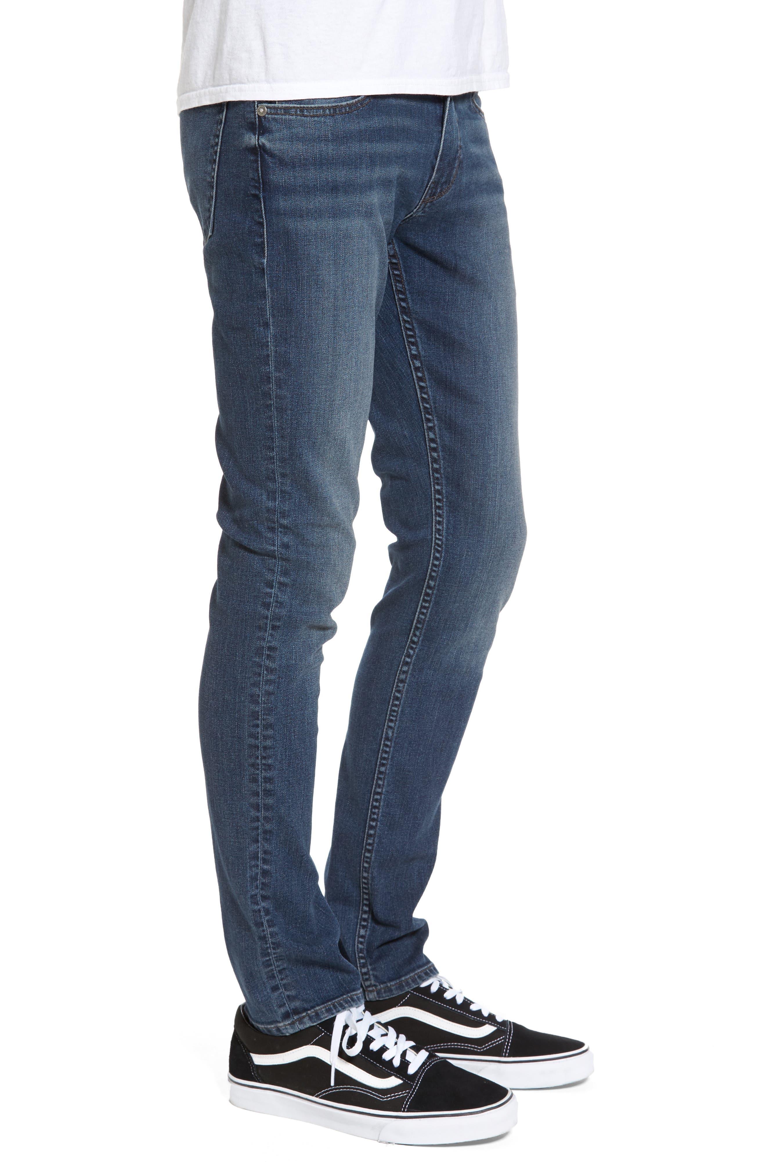 Legacy - Croft Skinny Jeans,                             Alternate thumbnail 3, color,                             Ewan