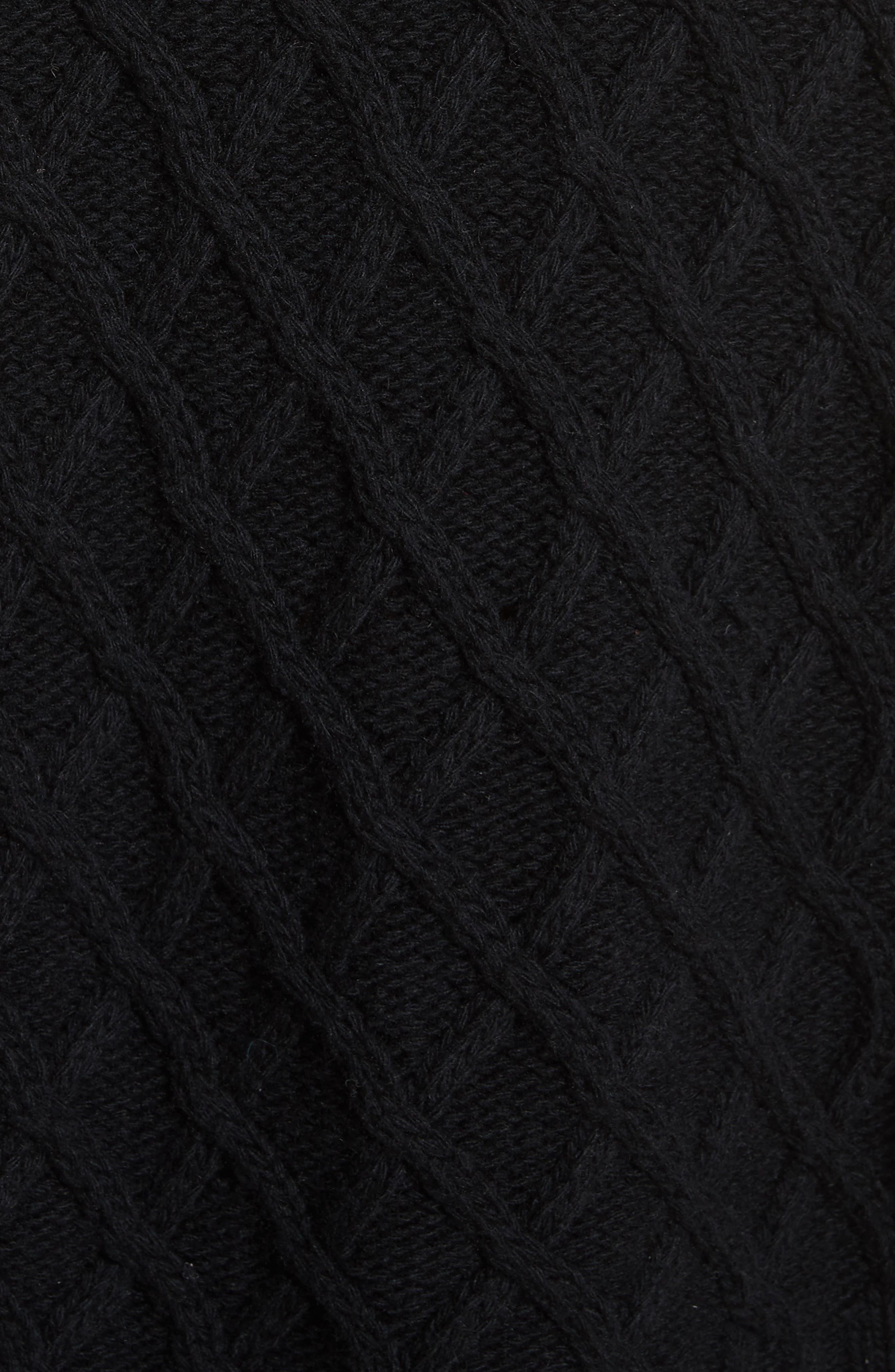 Alternate Image 5  - Max Mara Cantone Wool & Cashmere Funnel Neck Sweater