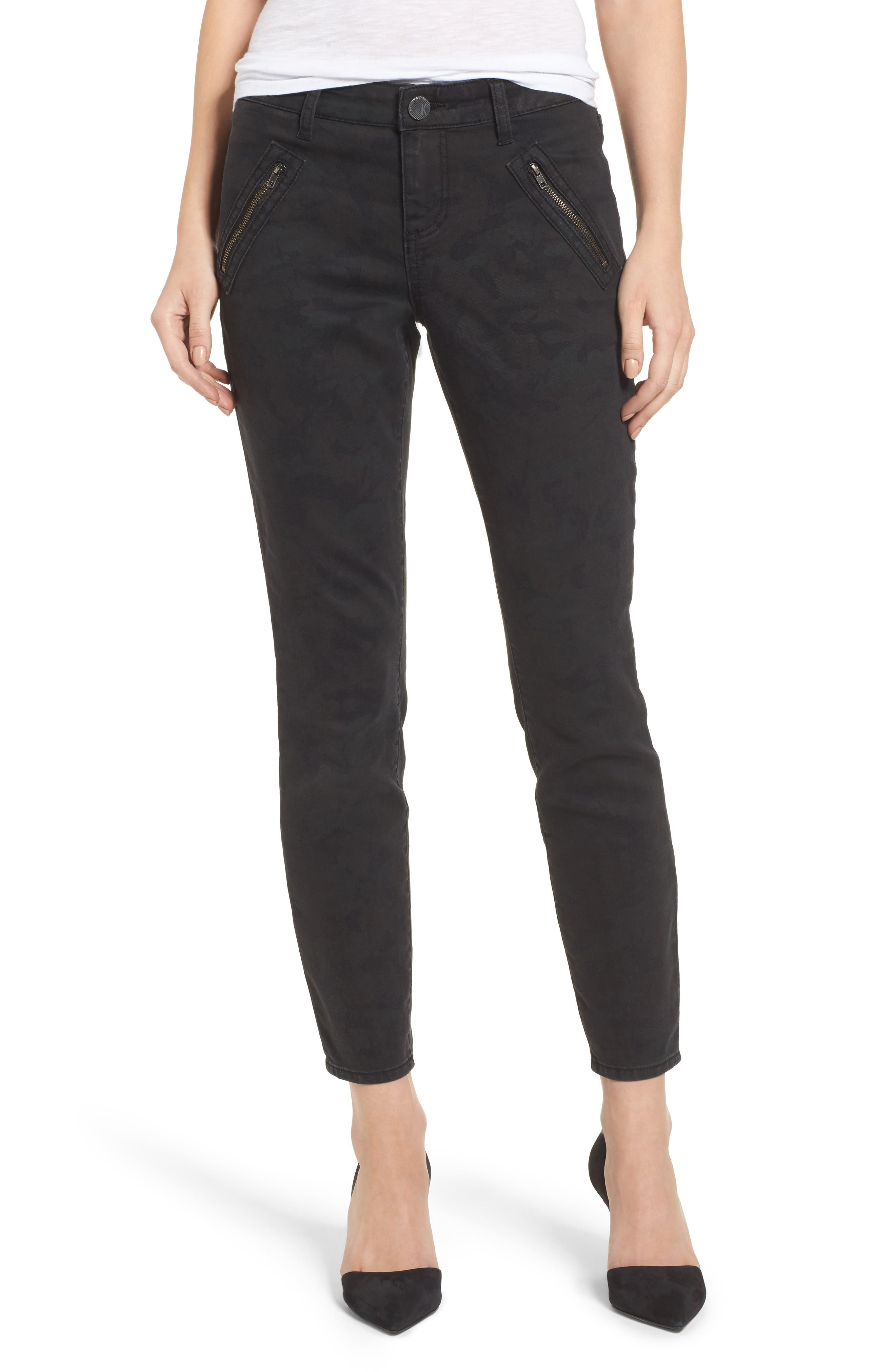 Alternate Image 1 Selected - KUT from the Kloth Connie Skinny Ankle Jeans