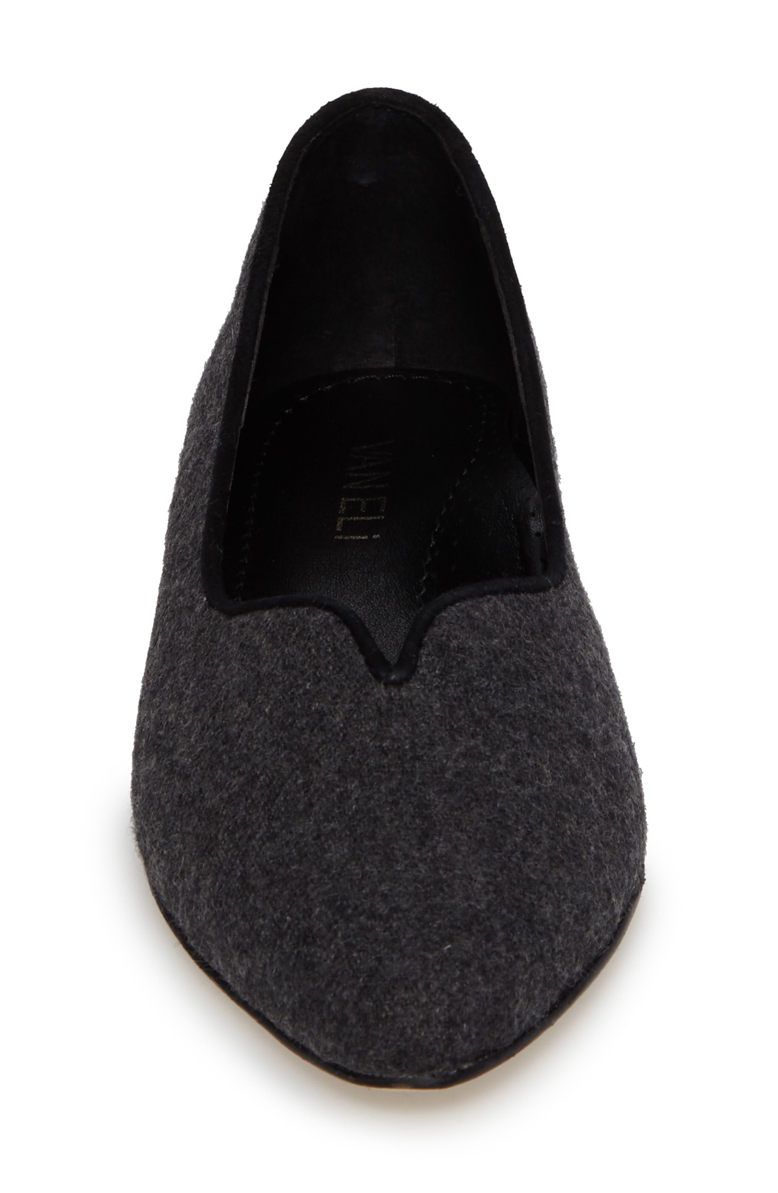 Alternate Image 4  - VANELi 'Ganet' Pointy Toe Flat (Women)