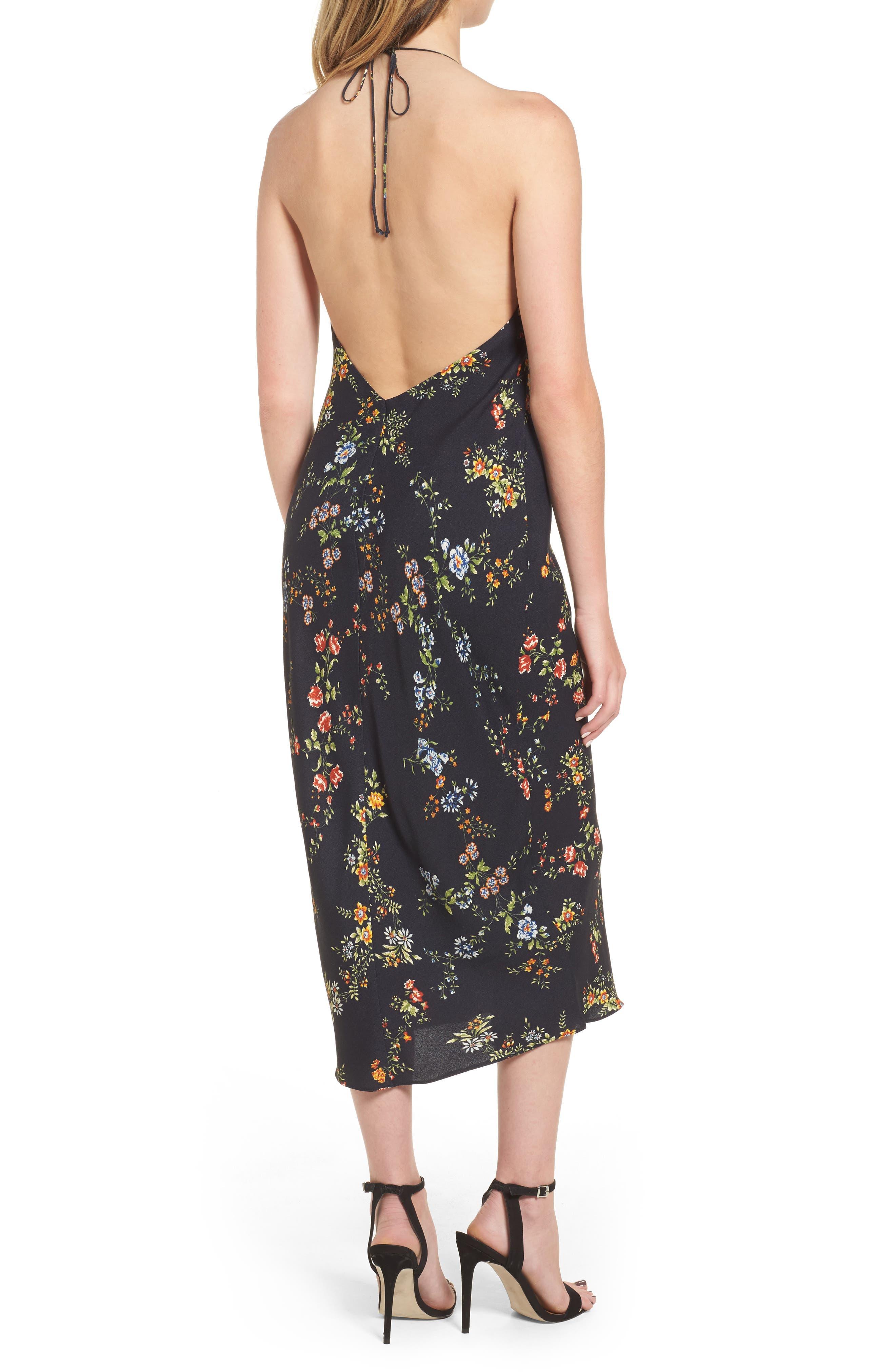 Alternate Image 2  - AFRM Rowland Midi Dress