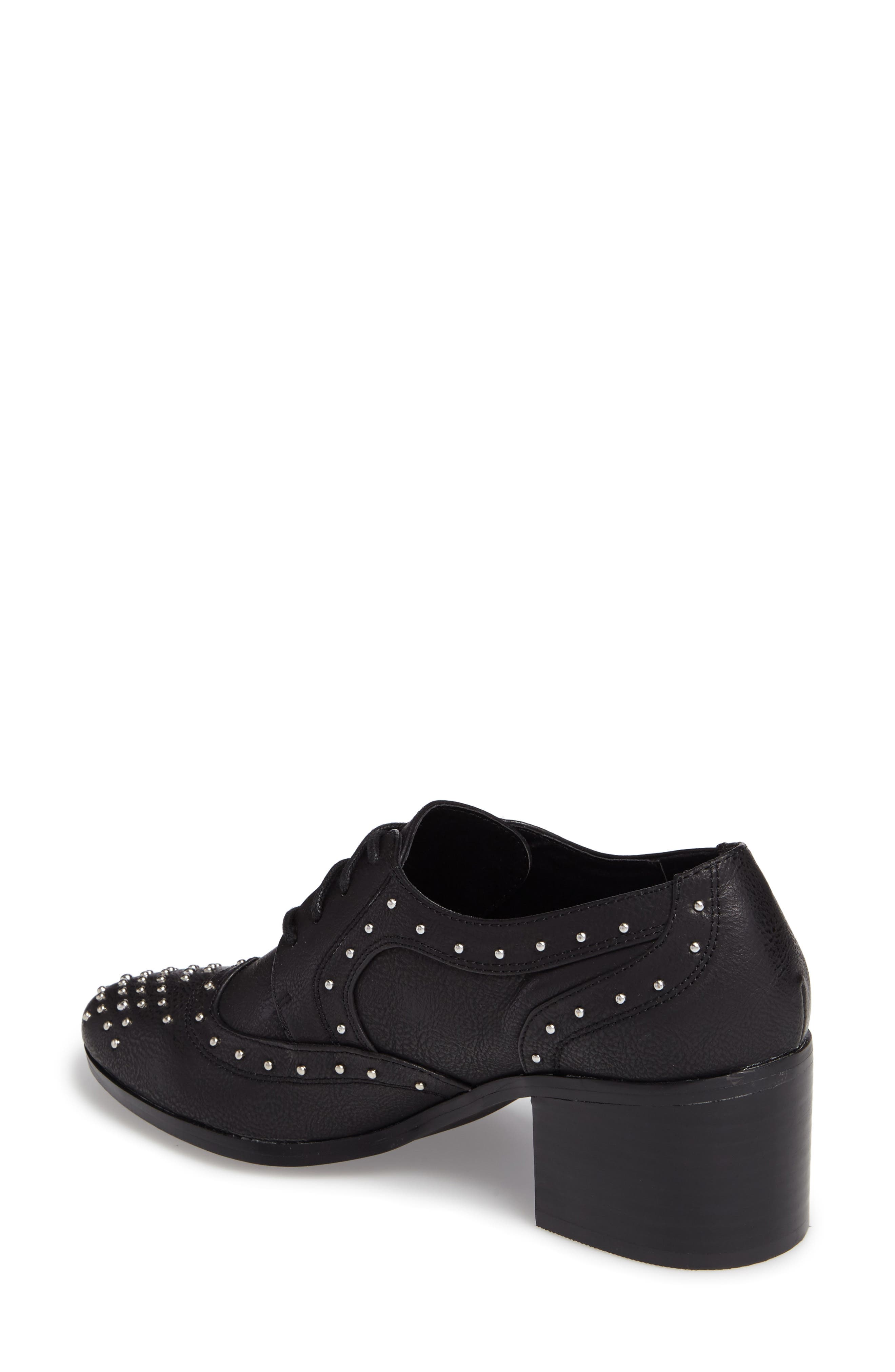 Alternate Image 2  - Coconuts by Matisse Fleur Studded Oxford Pump (Women)