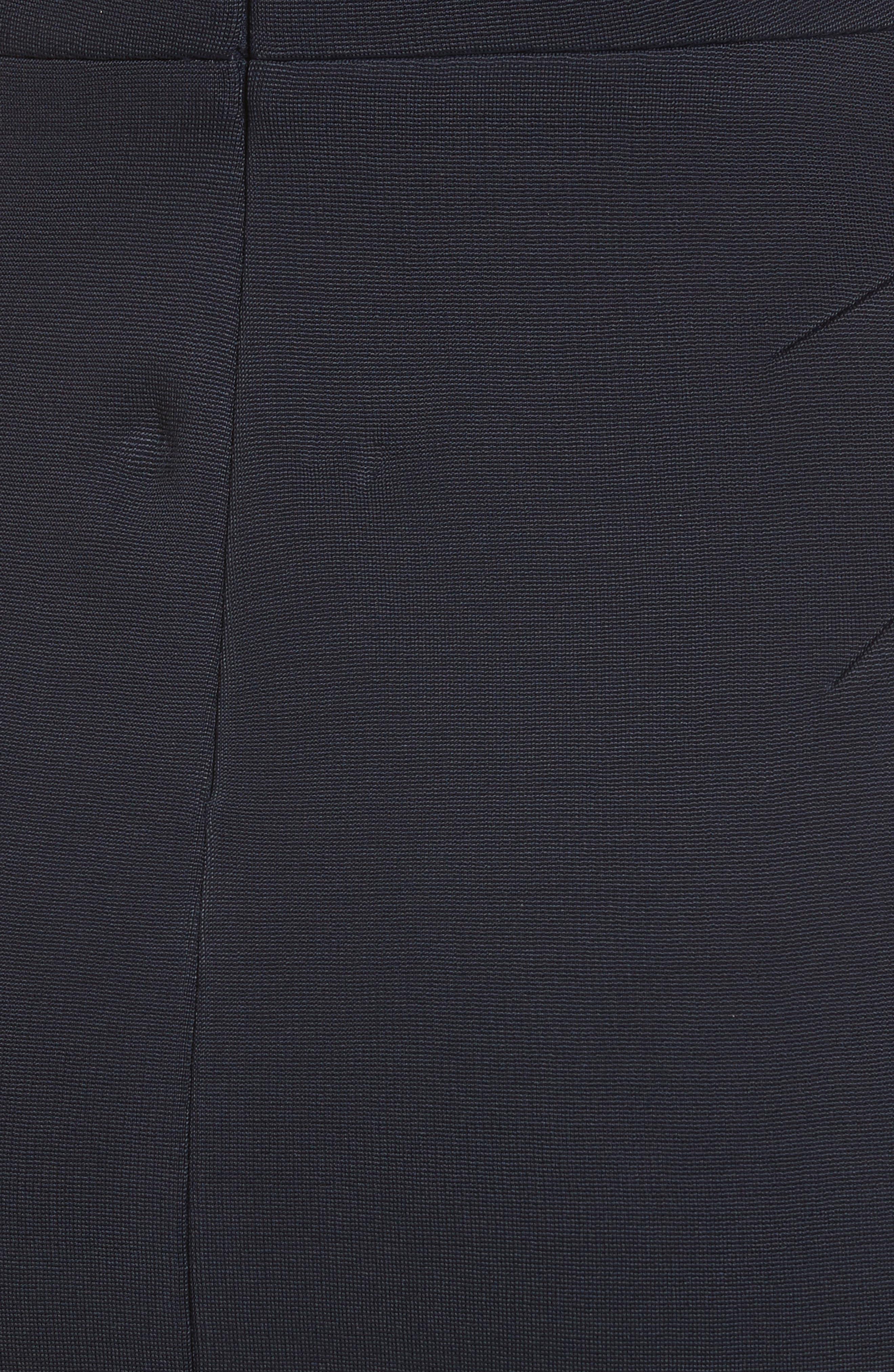 Alternate Image 5  - Diane von Furstenberg Body-Con Dress