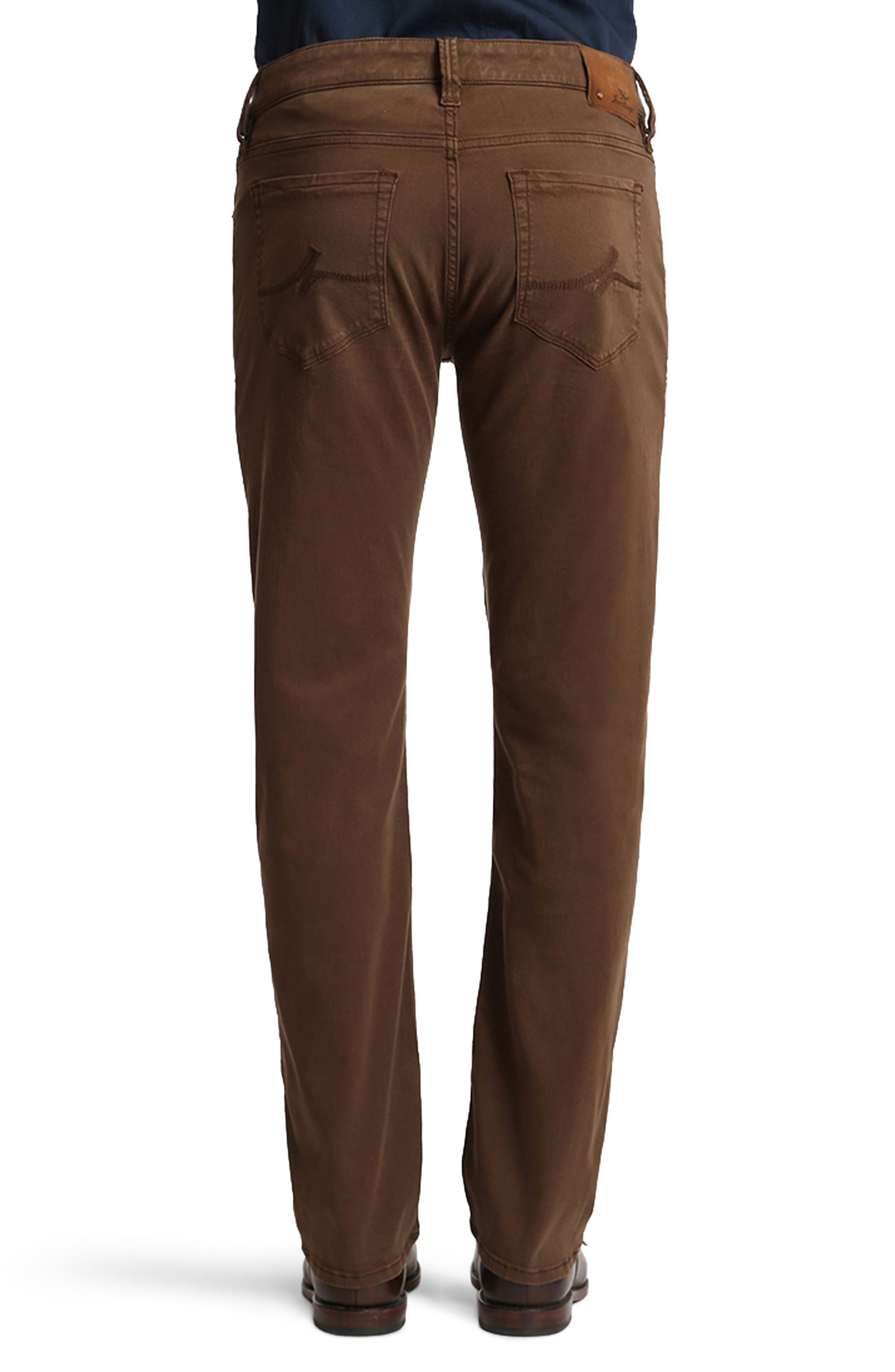 Alternate Image 2  - 34 Heritage Courage Straight Leg Twill Pants